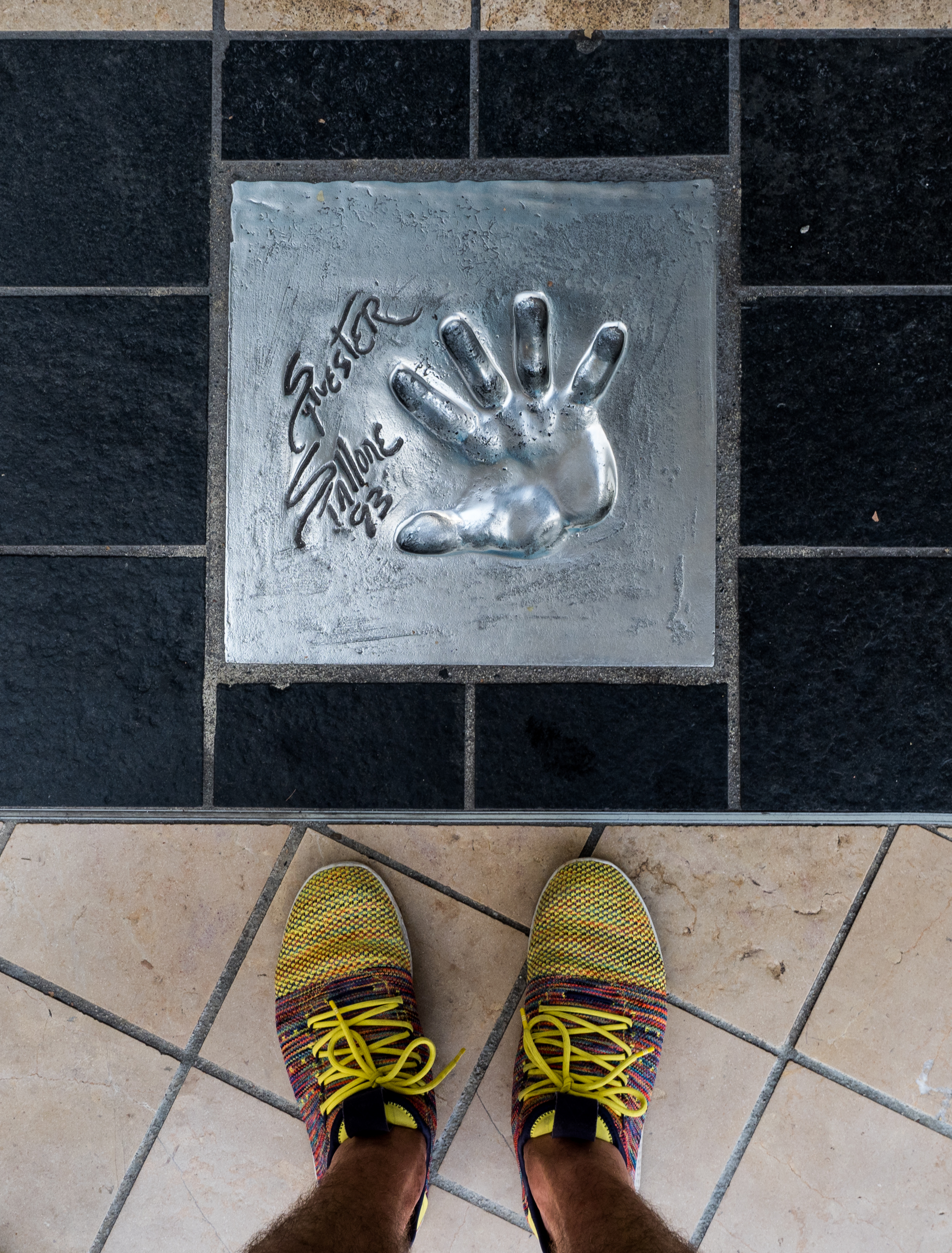 Cannes Hand Prints