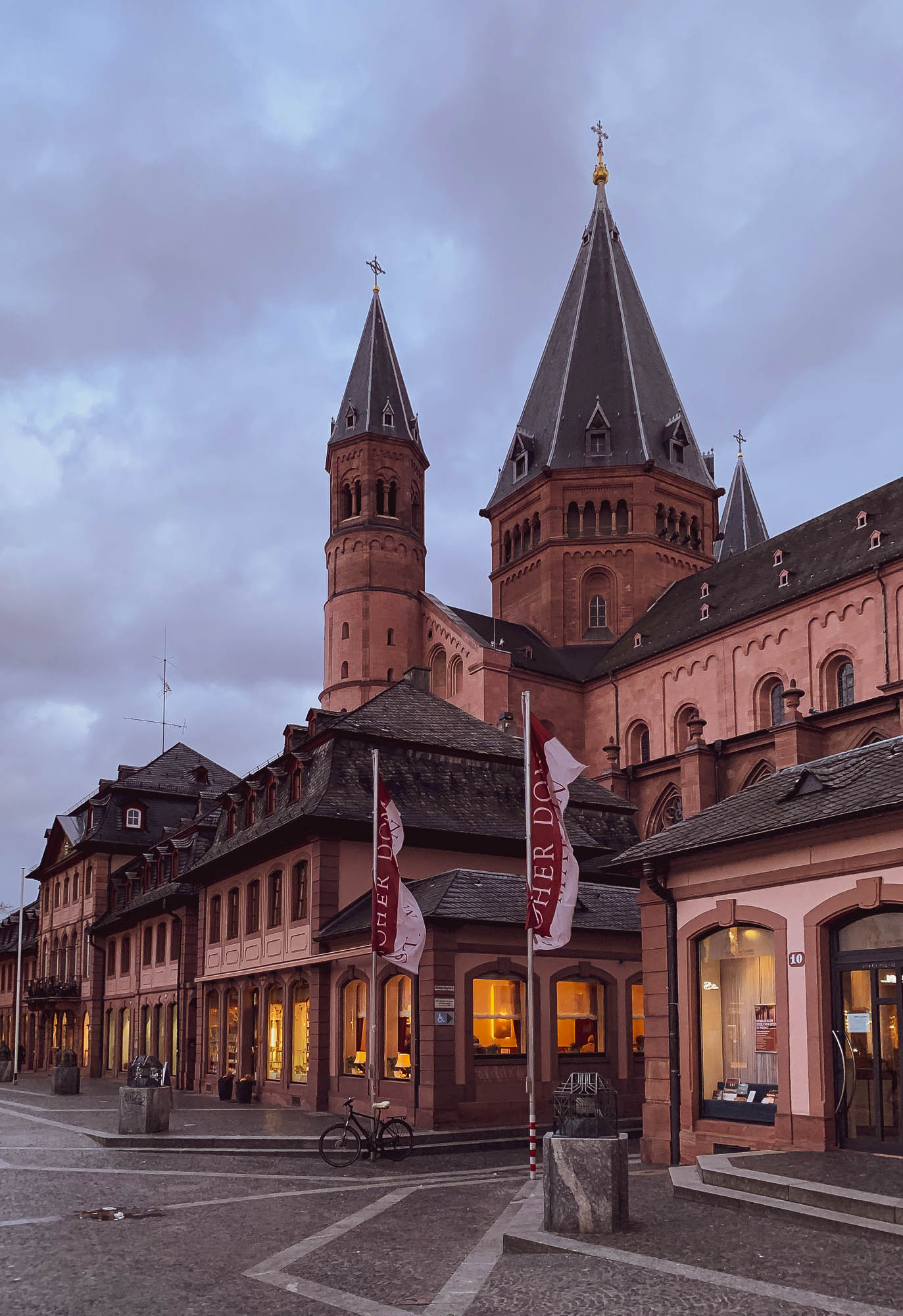The Mainz Cathedral