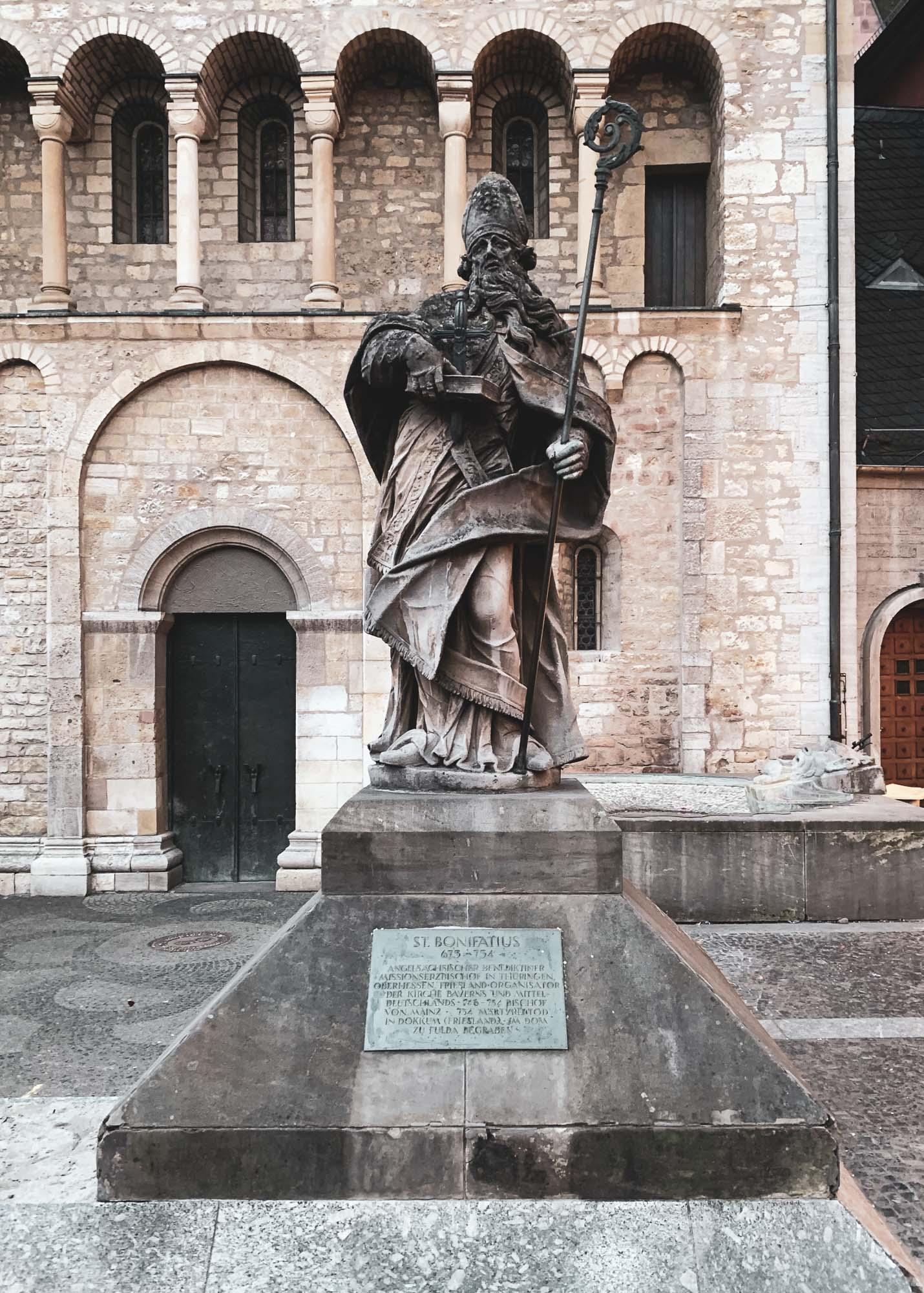 St Bonifatius