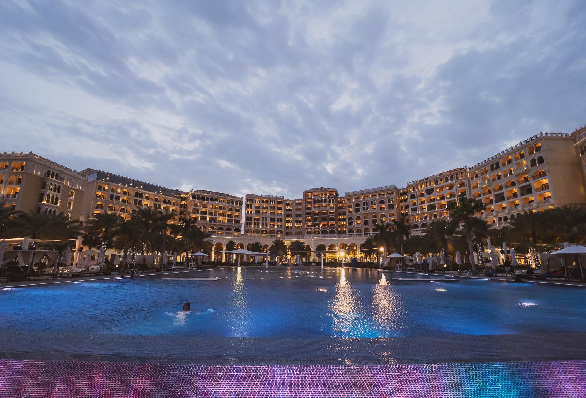 Ritz Carlton, Grand Canal Abu Dhabi