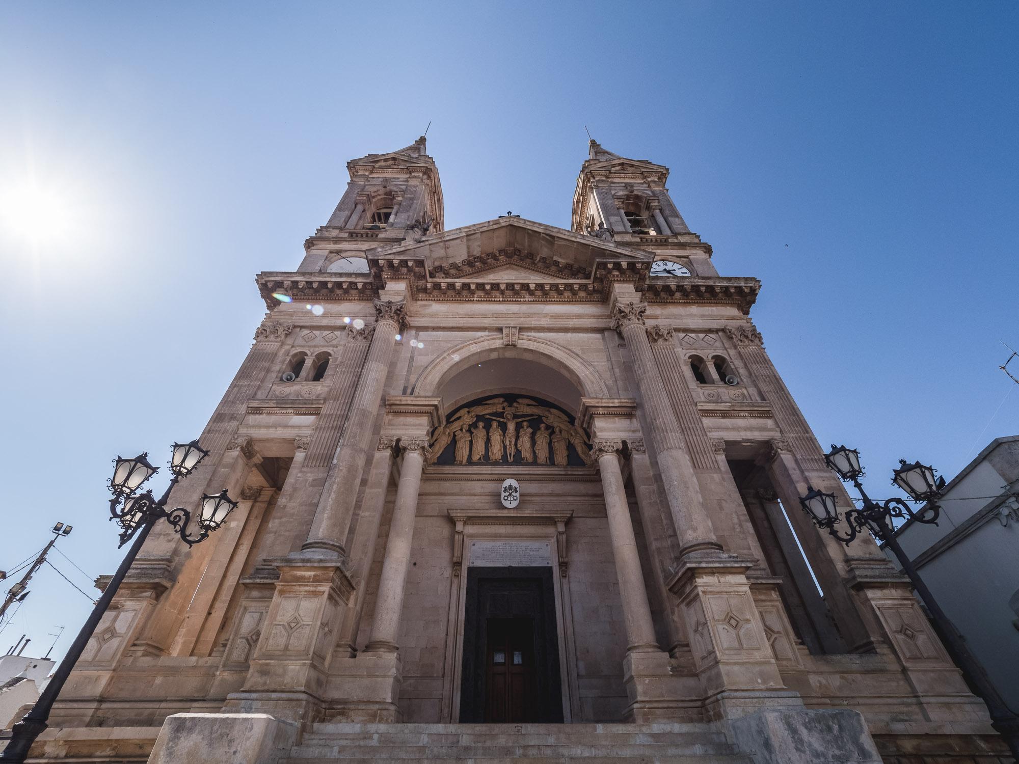 Basilica of Saints Cosmas and Damian