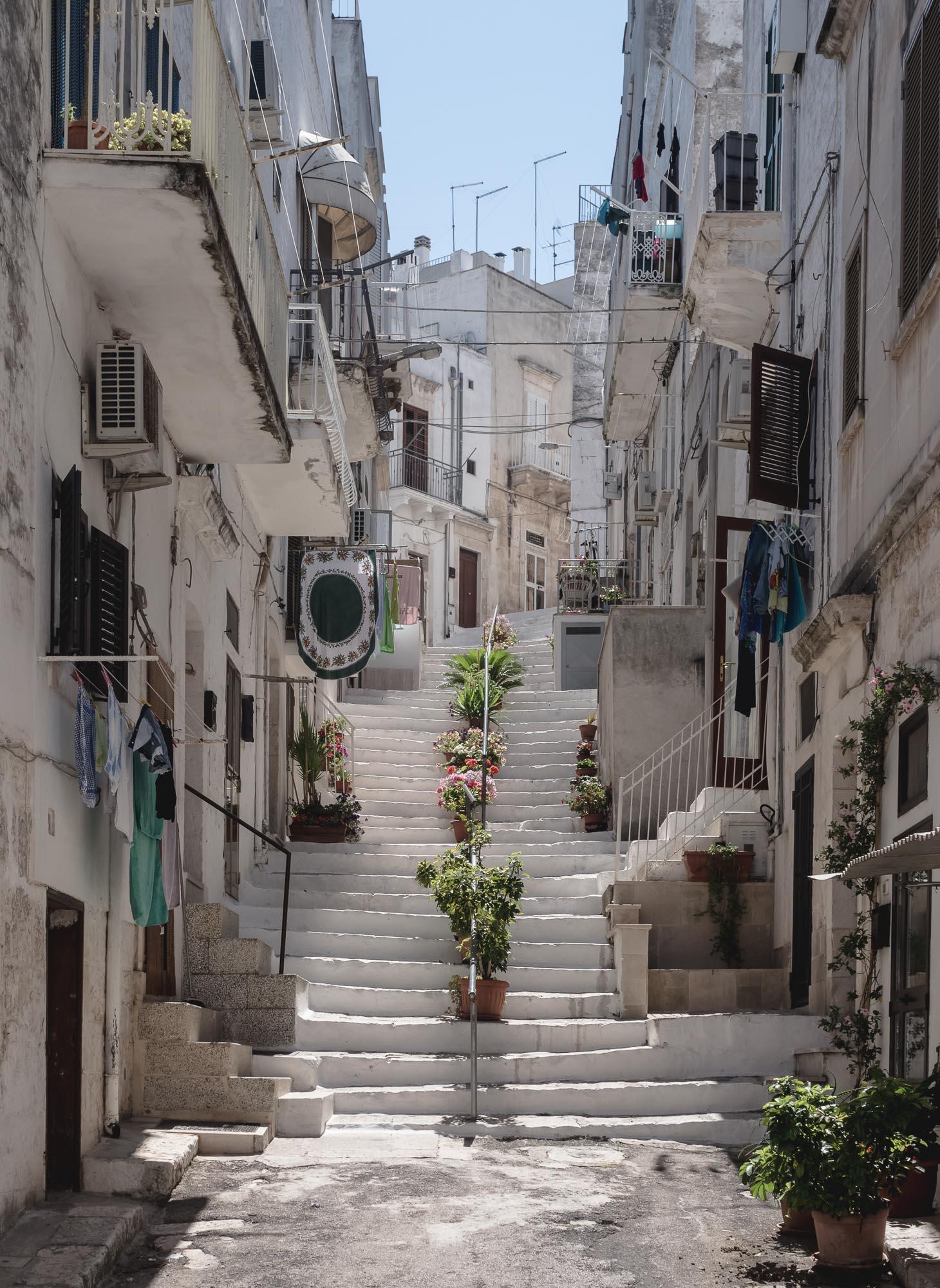 Ostuni Streets
