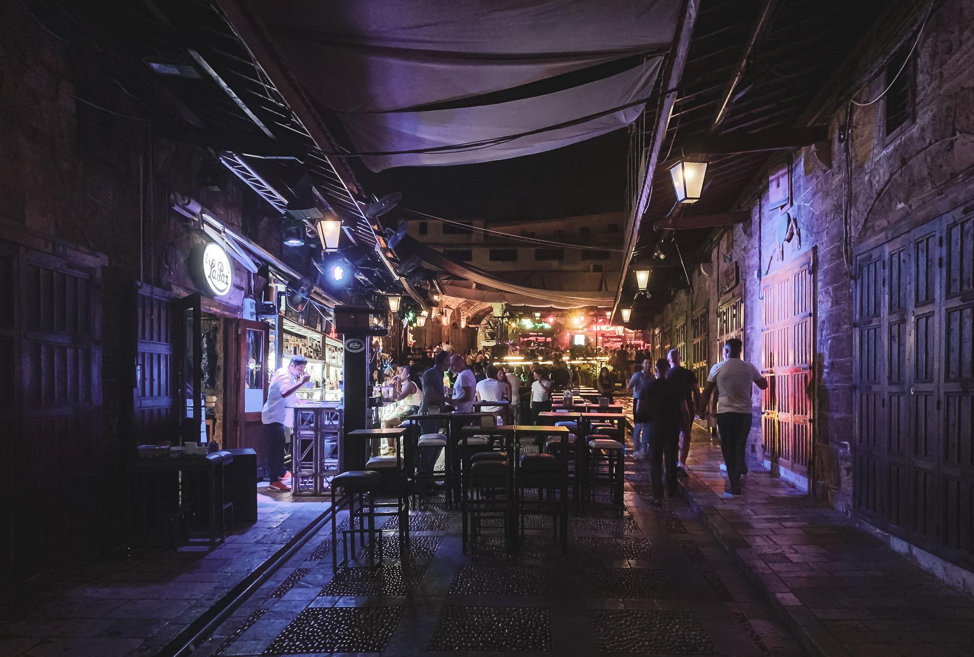 Byblos Old Souk