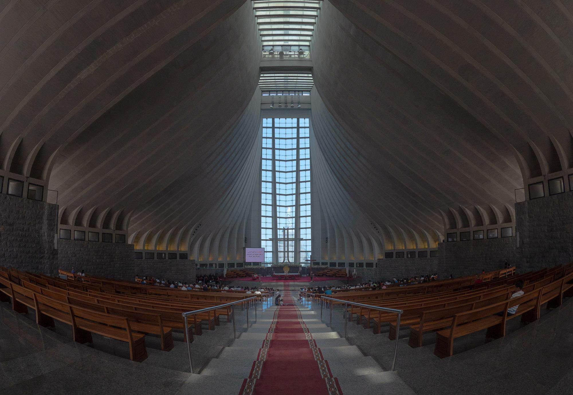 Modern Basilica