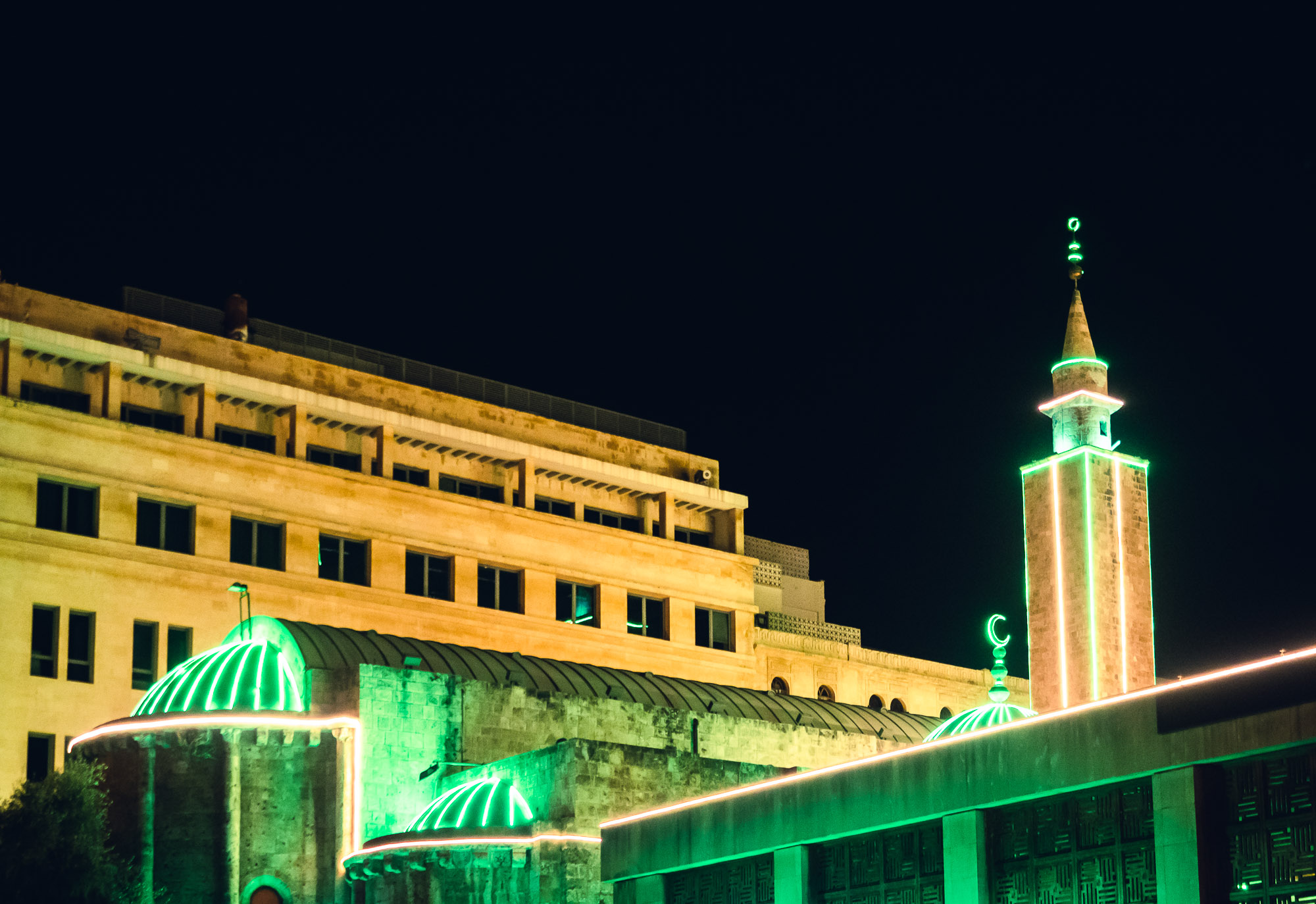 Prince Monzer Mosque