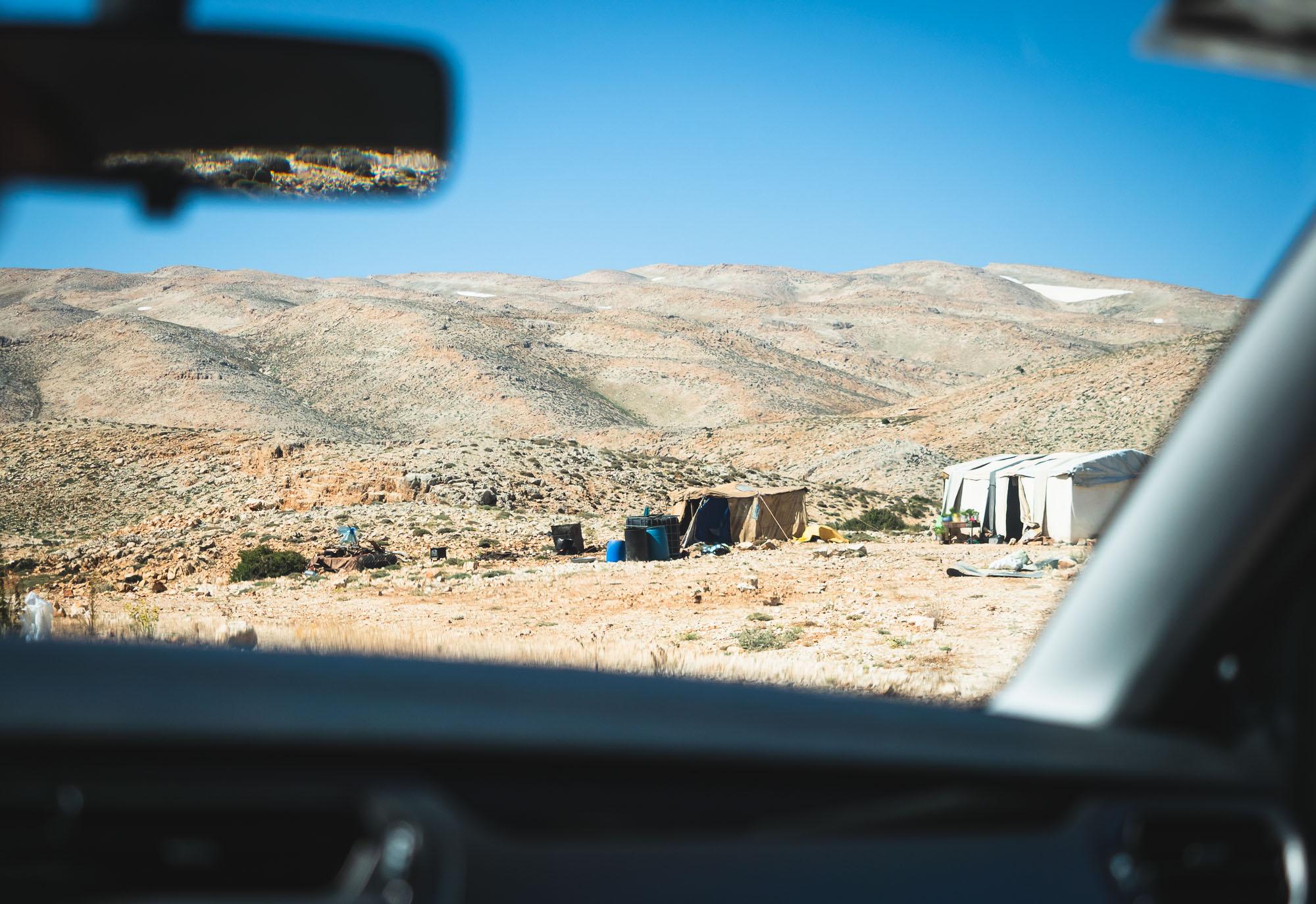 Tents & Huts
