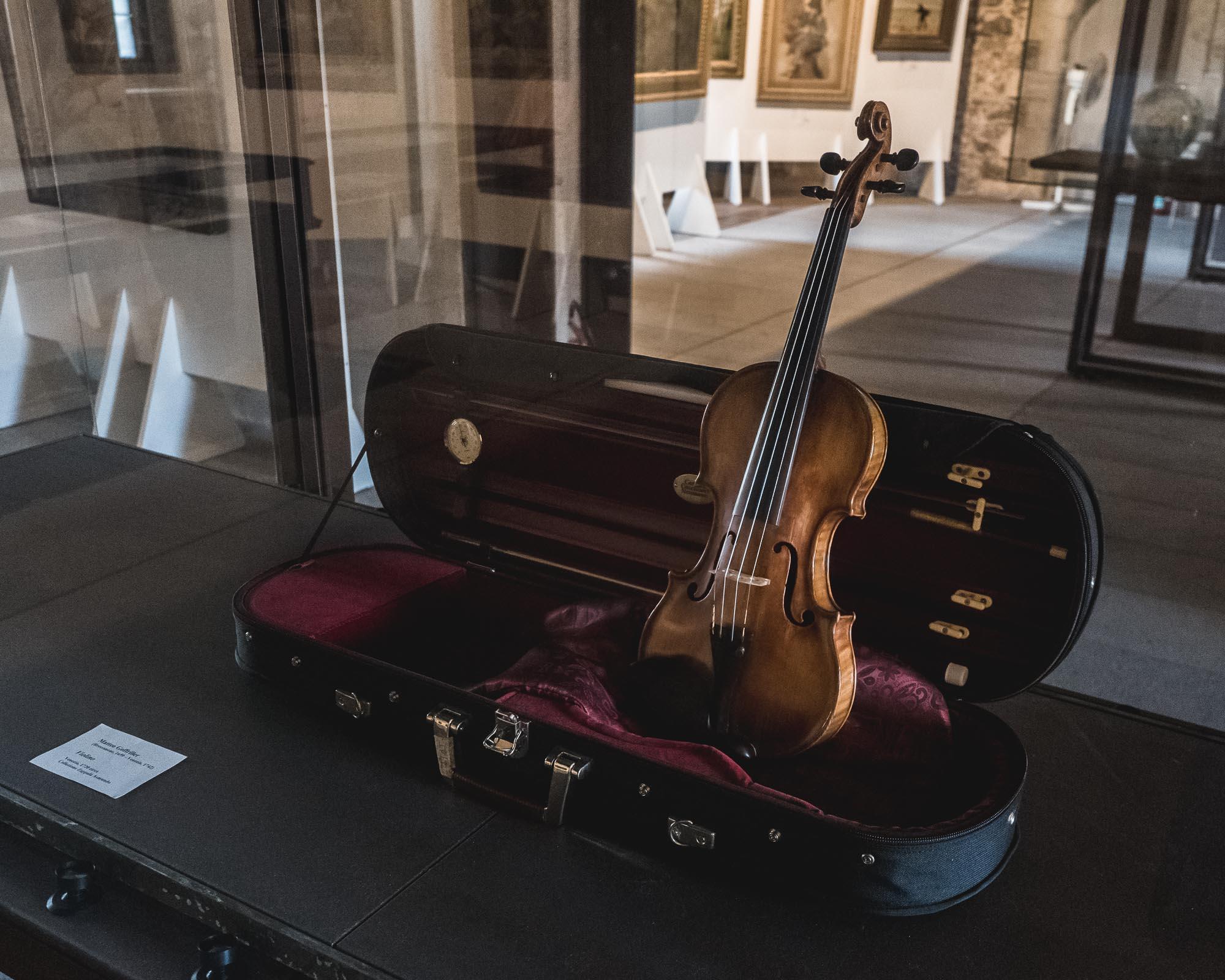 18th Century Violine