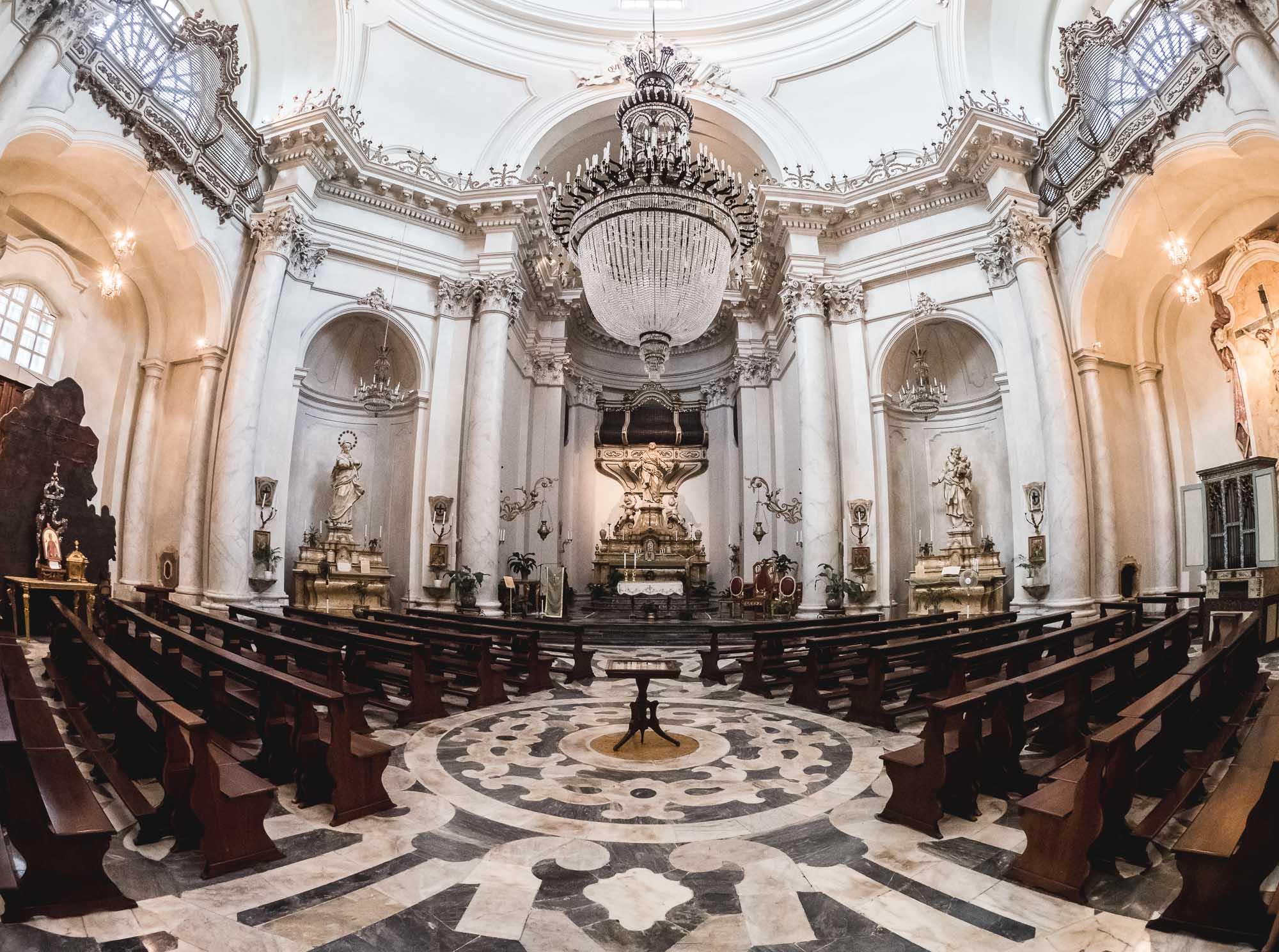 Church of the Abbey of Saint Agatha