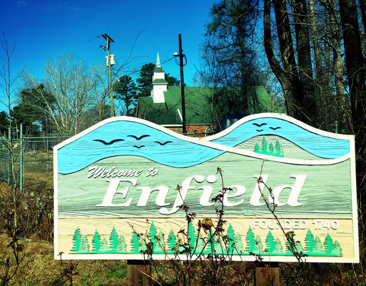 Enfield, NC.