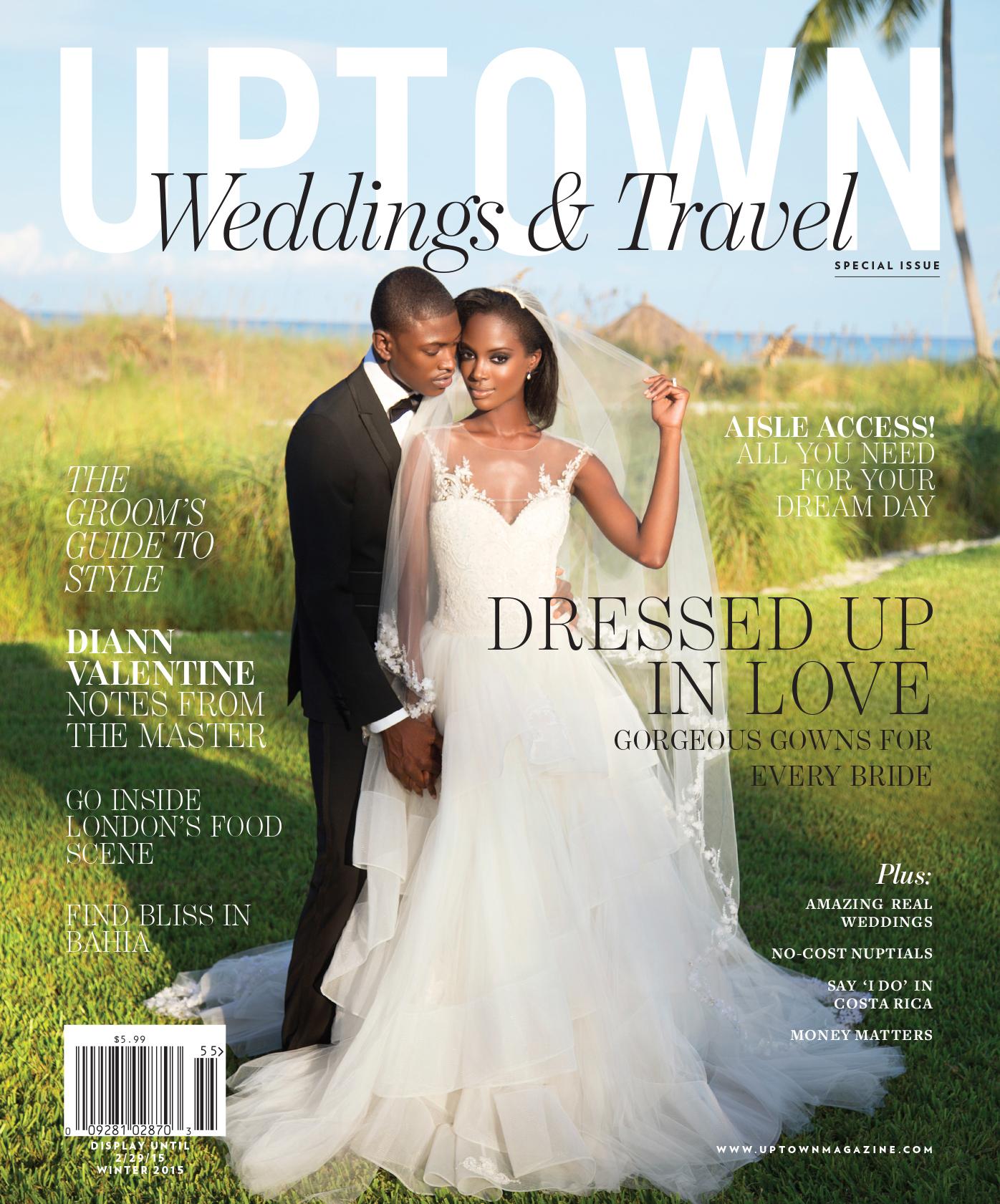 uptown wedding hope misterek