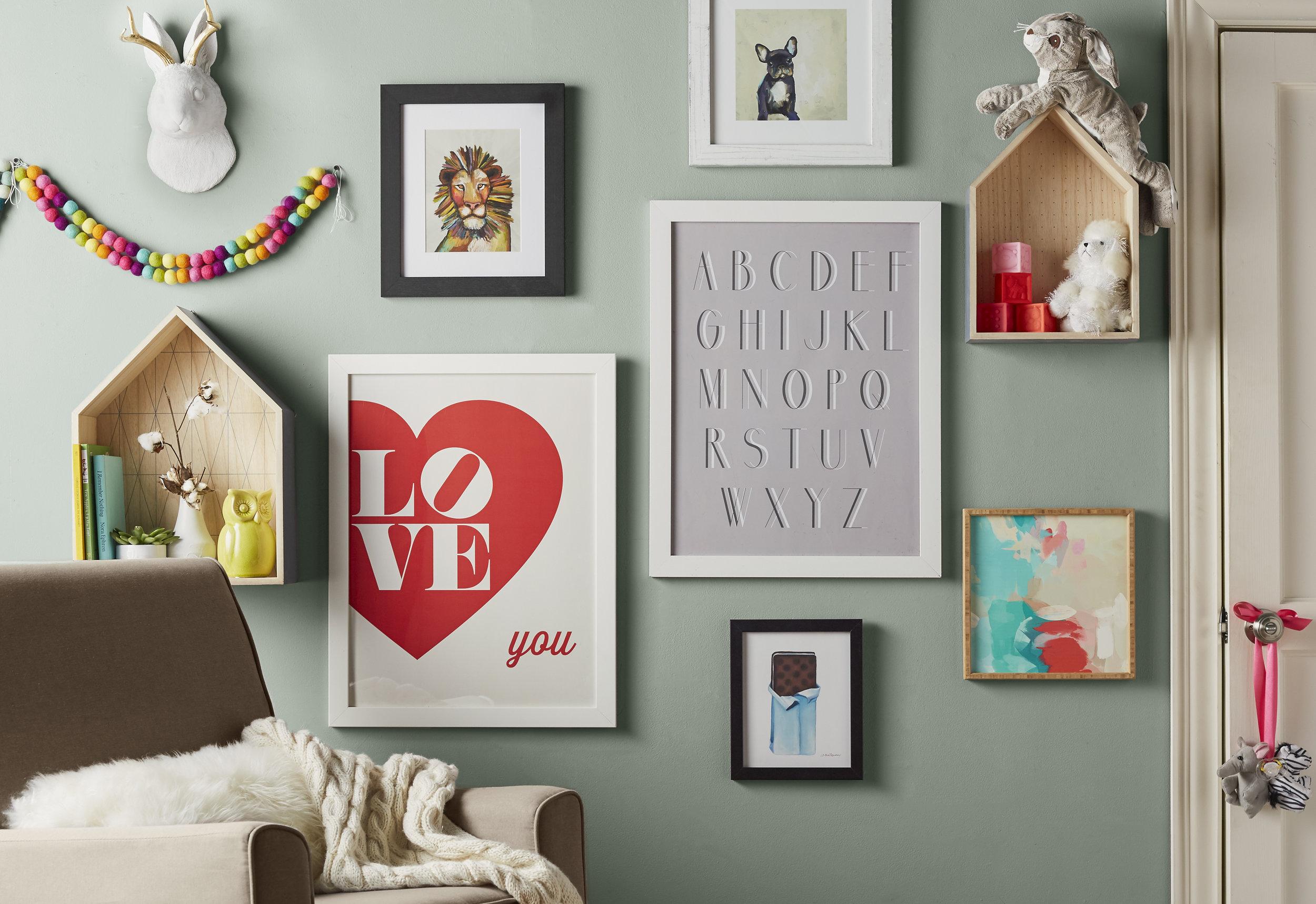Joss & Main home decor photography by Sarah Dickenson