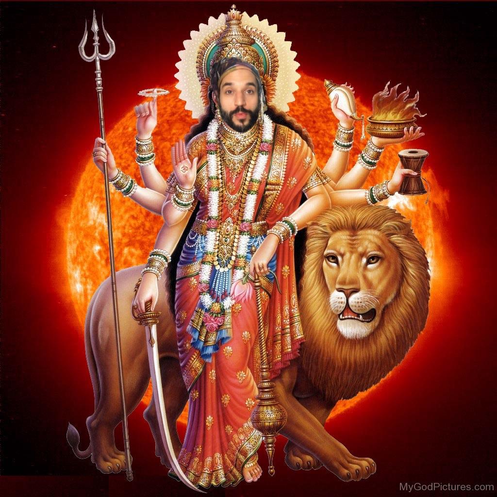 Mantra for Mata Ji Durga: OM DUM DURGAYEI NAMAHA
