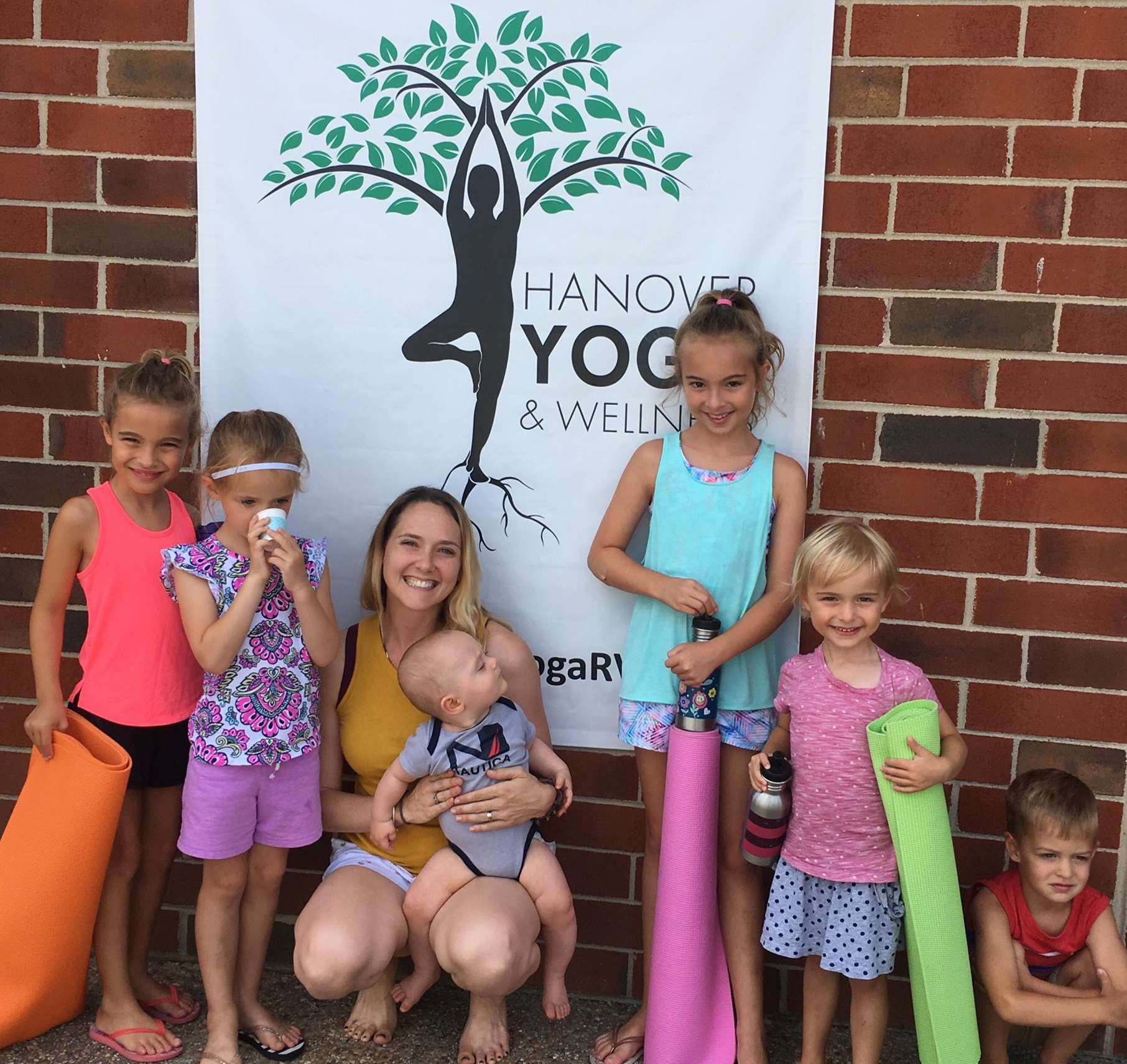 Youth Yoga - Yoga classes for Kids and Tweens at our studio and throughout the community!