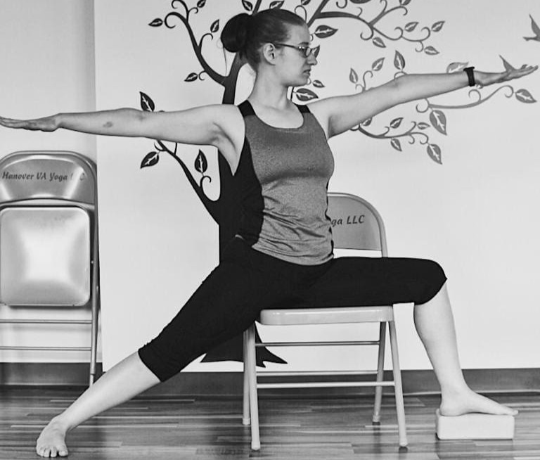 Chair Yoga - Yoga for limited mobility and seniors!