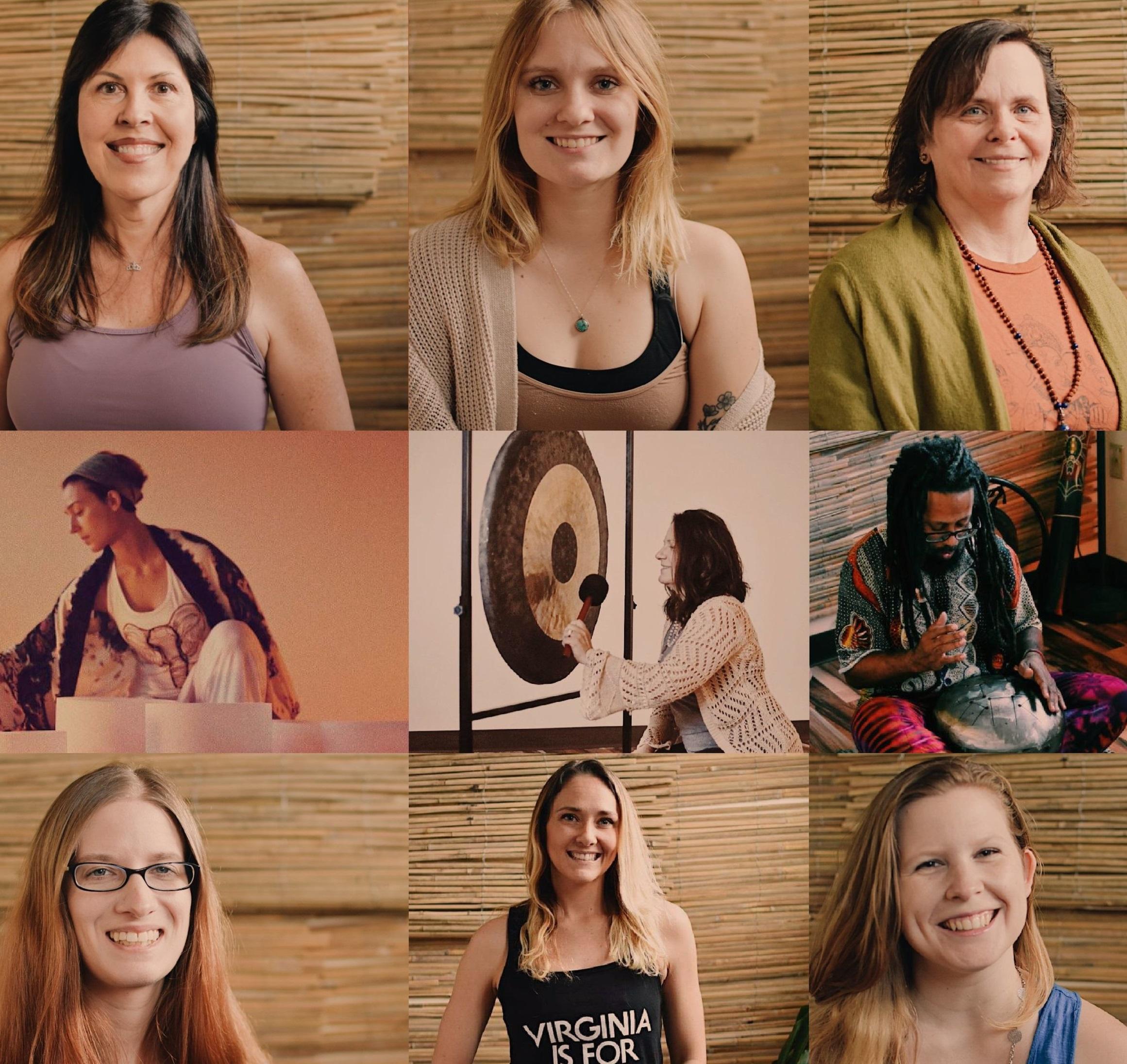 Yoga Teachers - Meet our amazing yoga instructors!