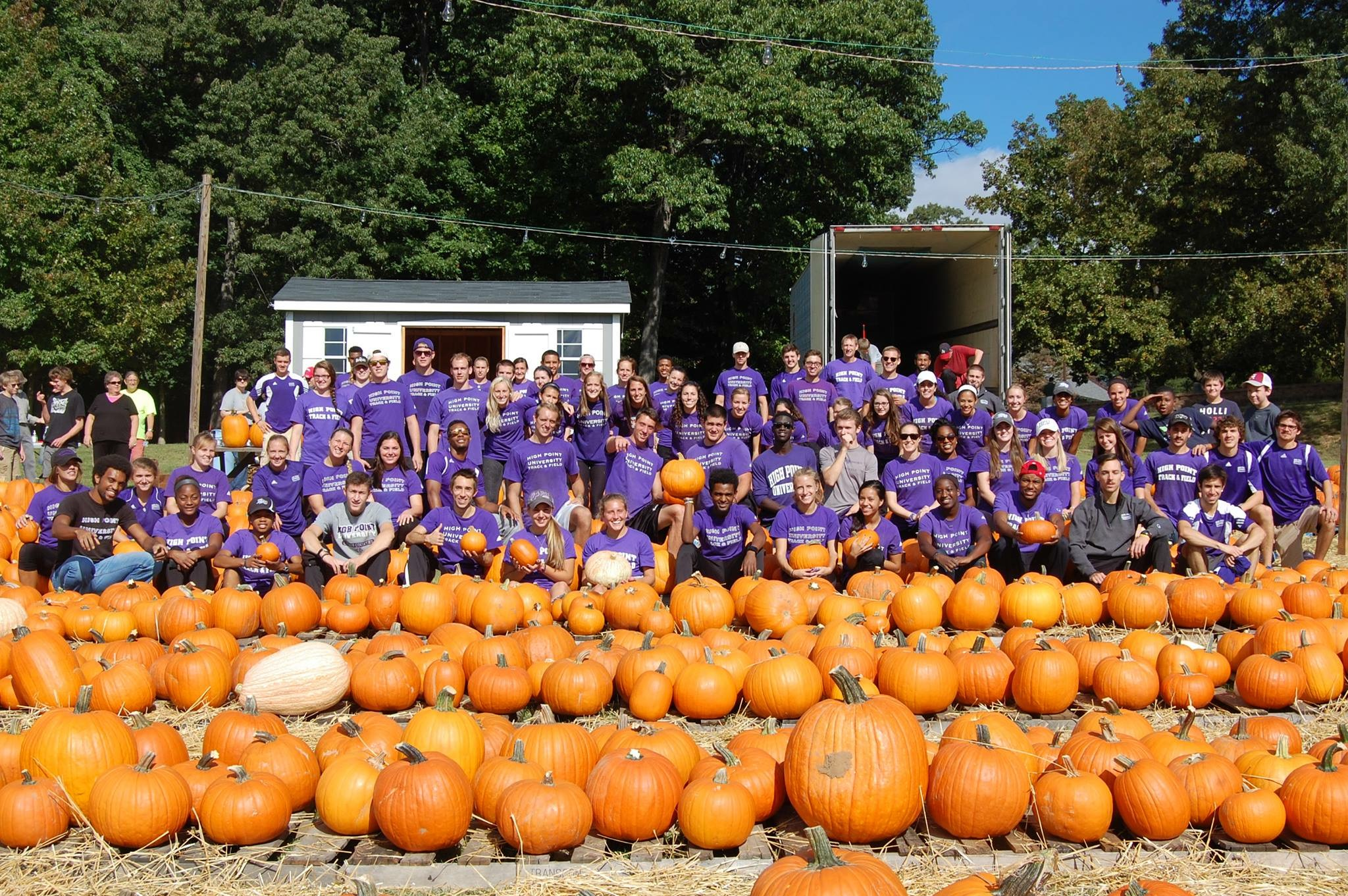 HGUMC PUMPKIN PATCH - SEPTEMBER 28 - OCTOBER 31, 2018