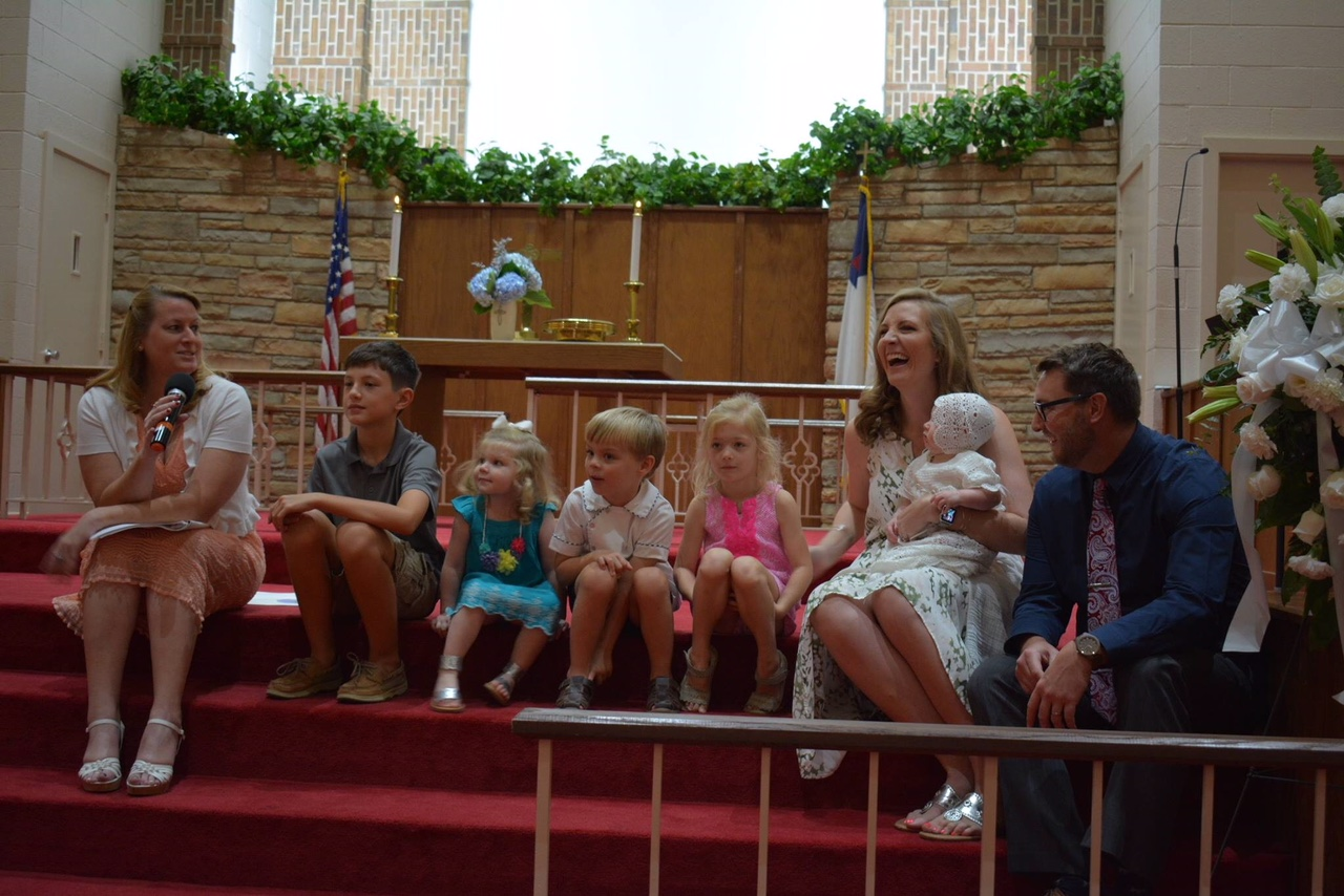 Children's Time during Worship
