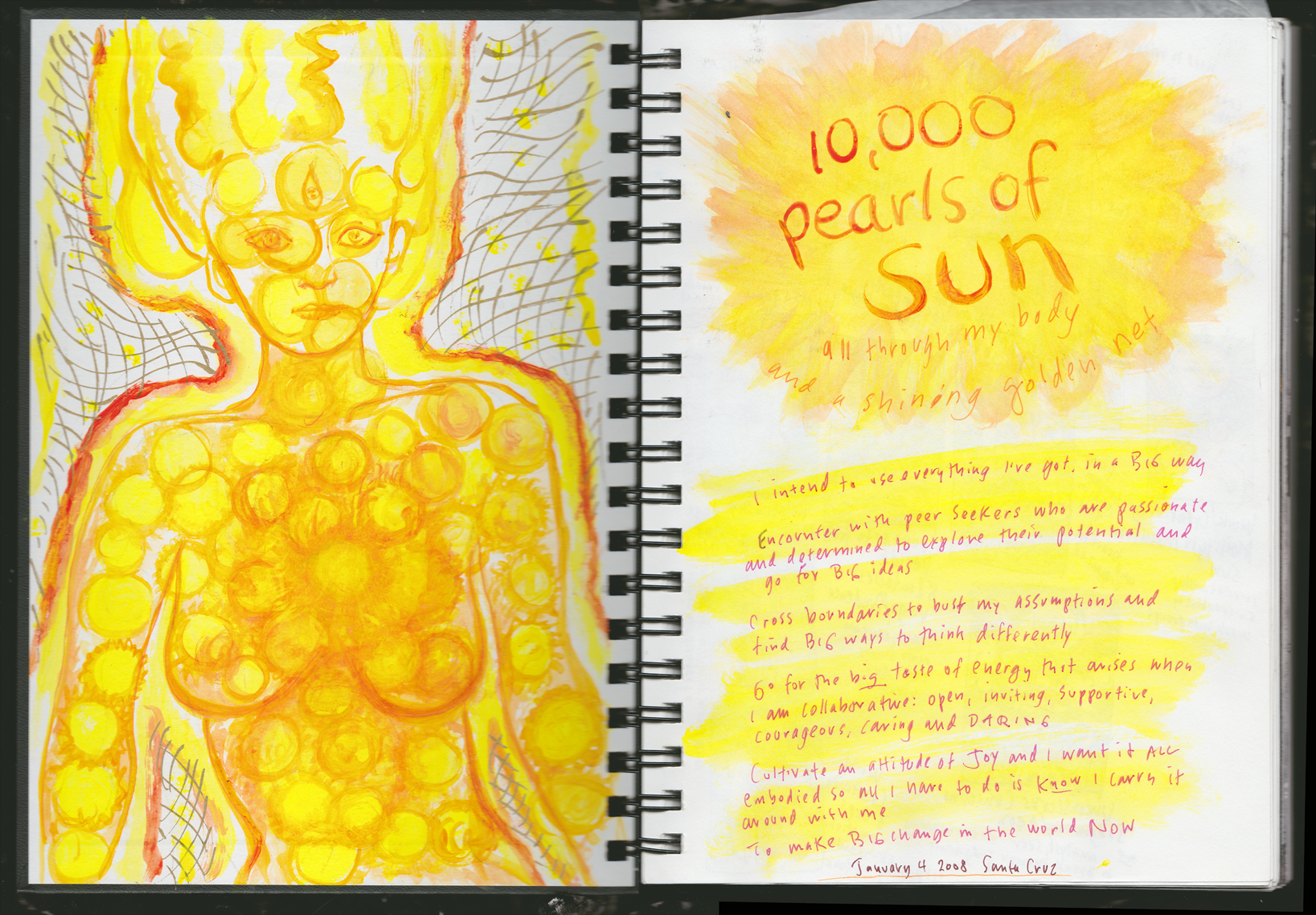 1000 Pearls of Sun