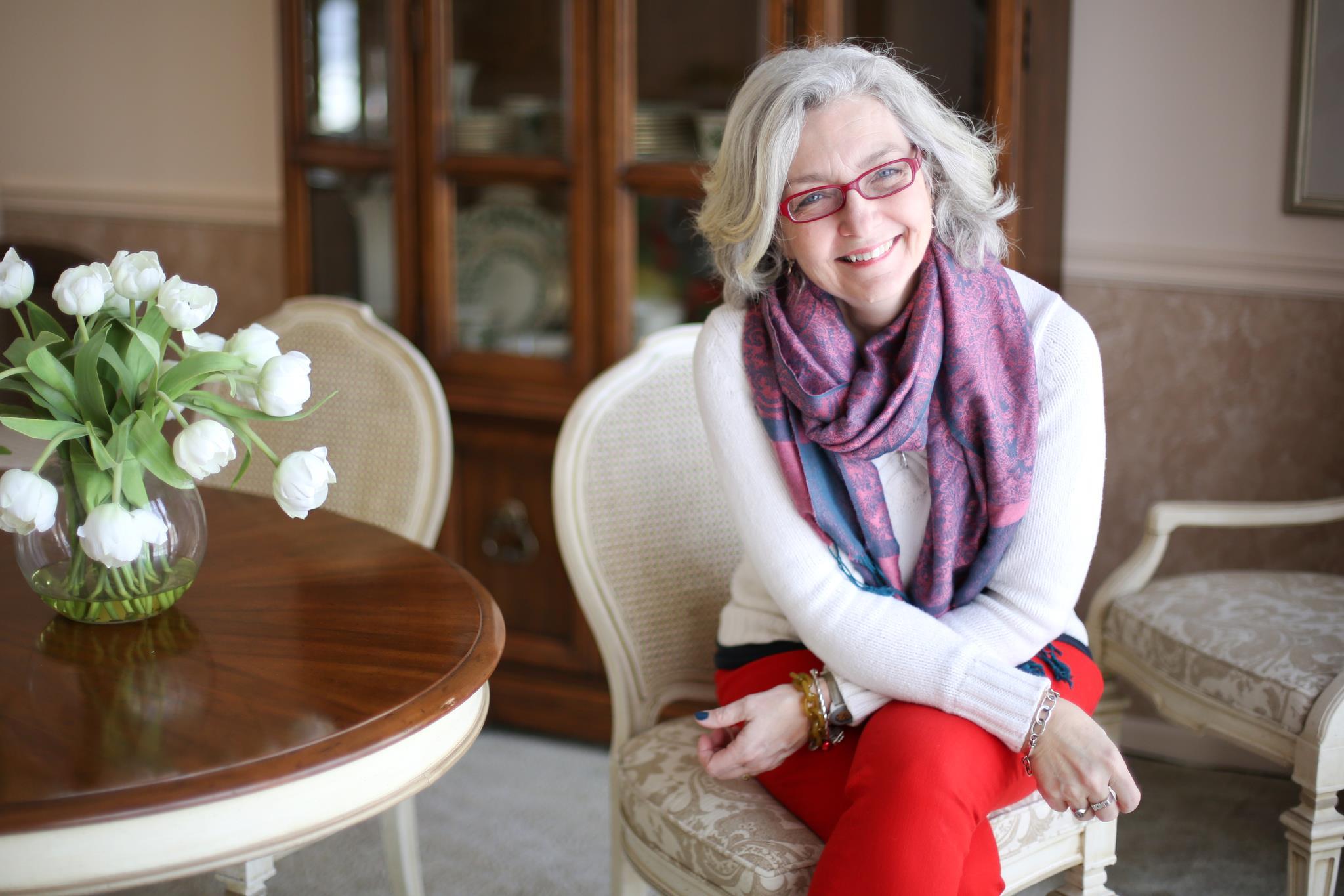 Linda Monte, owner of Katherine Patricia