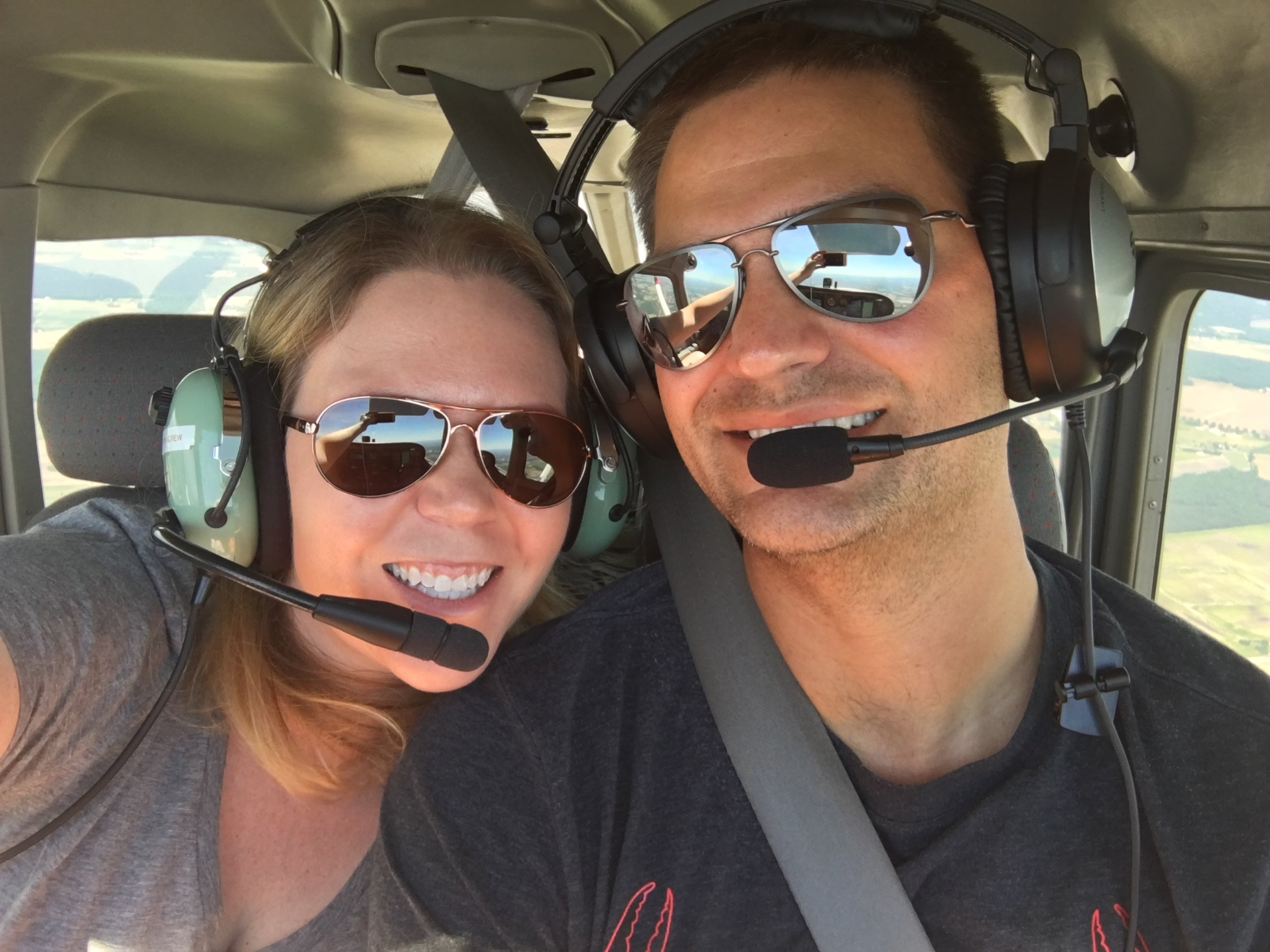 Pilot and Copilot for life!