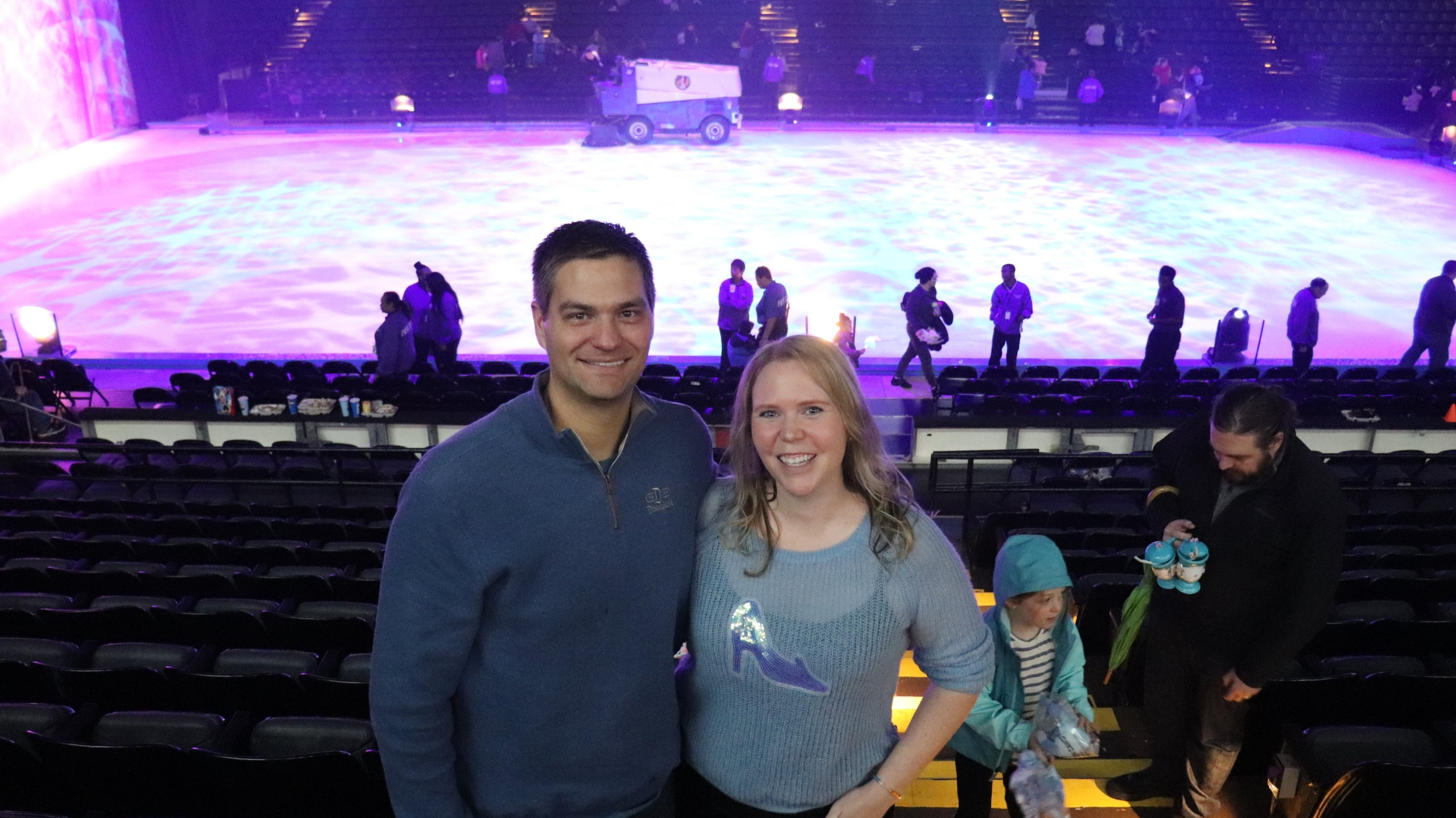 We had a blast at Disney On Ice presents Worlds of Enchantment