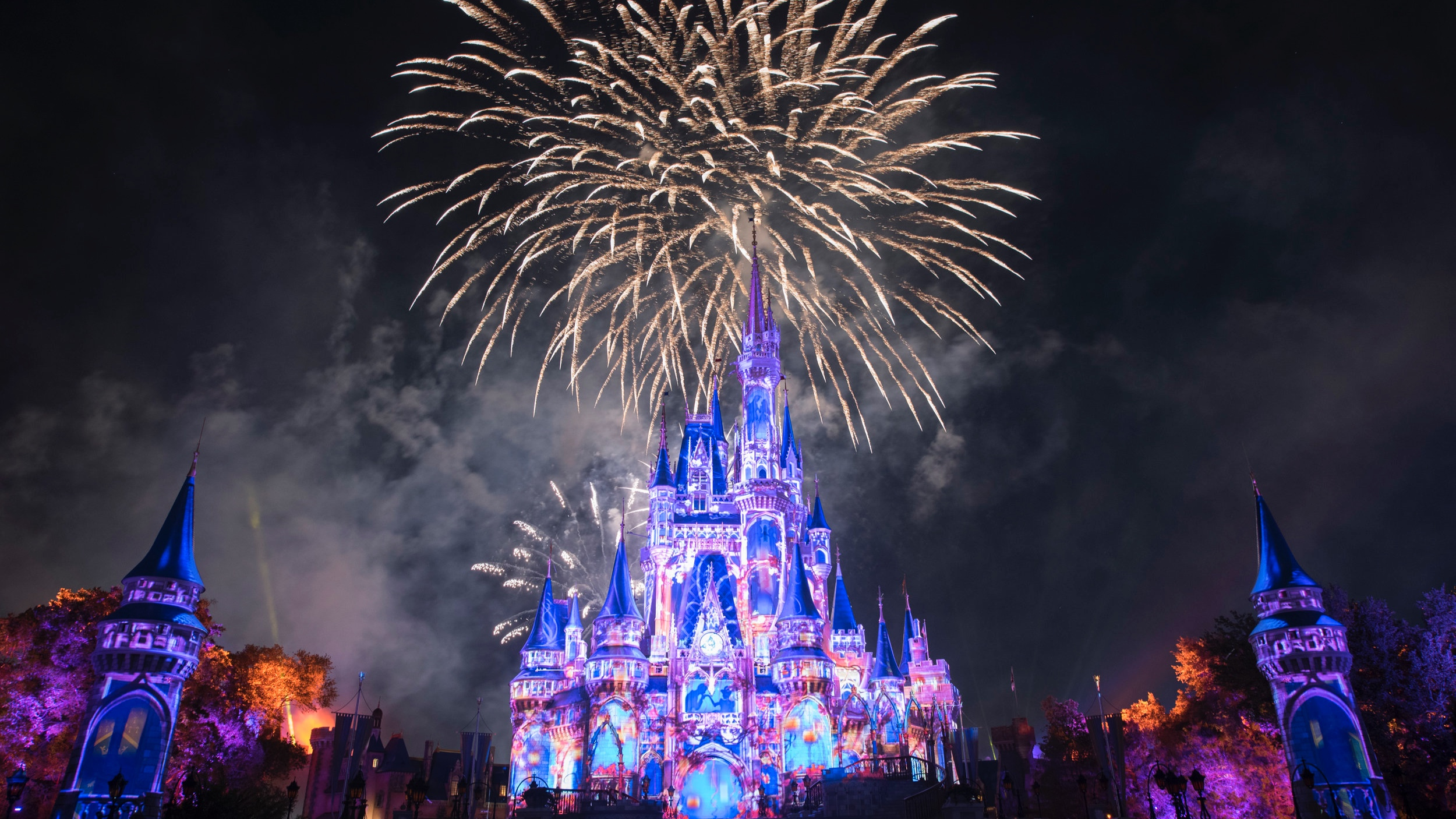 A scene from Happily Ever After (Photo: Disney)