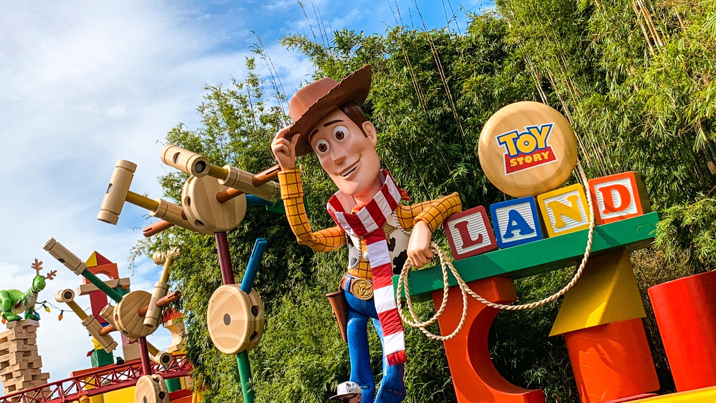 Howdy Partners and Welcome to Toy Story Land!