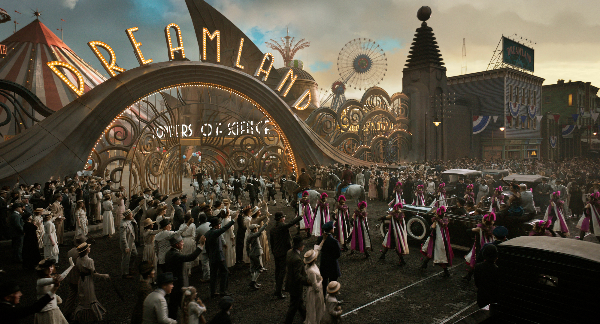"A peek at the fantastical ""Dreamland"""