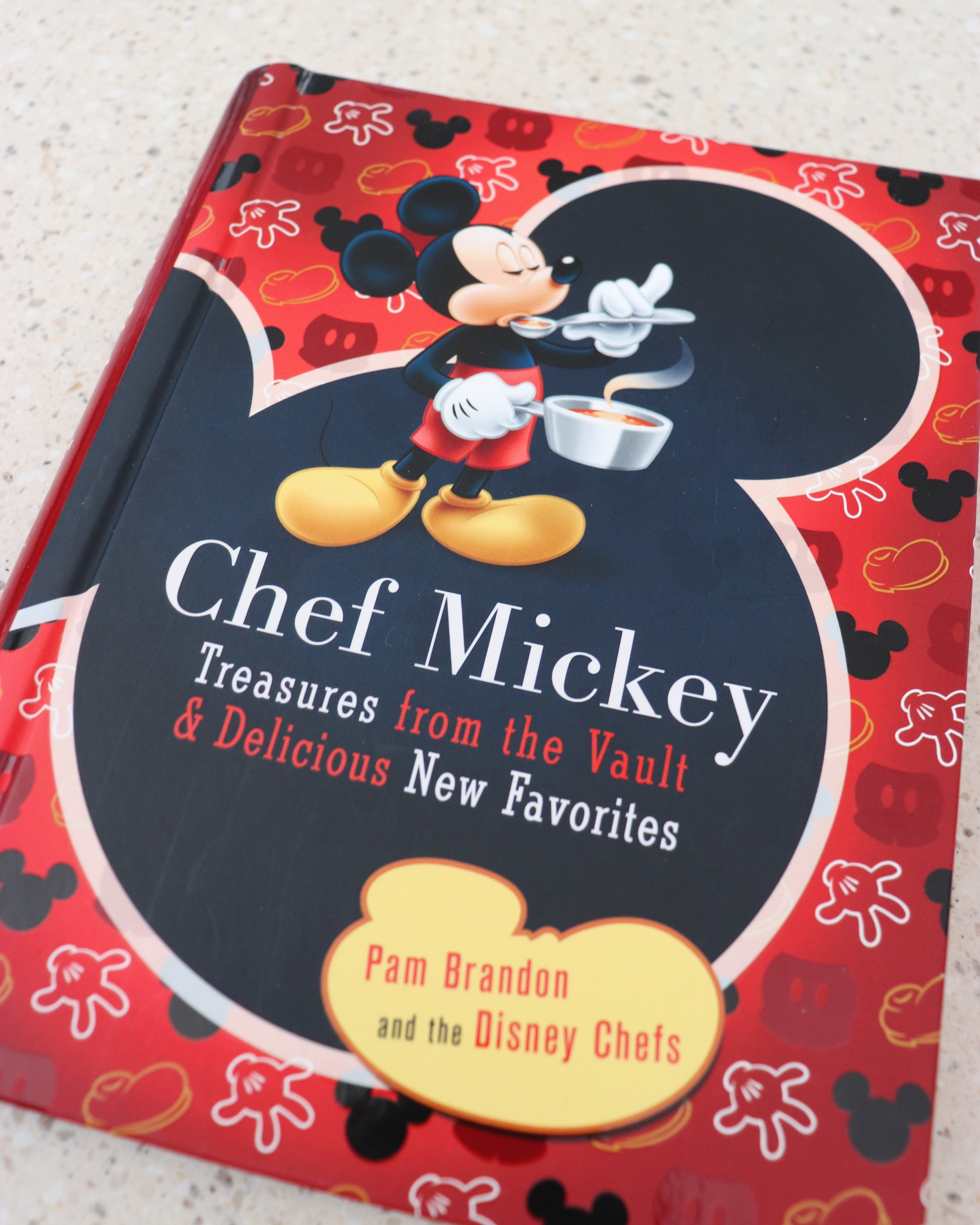 This cook book features tons of fun Disney recipes.