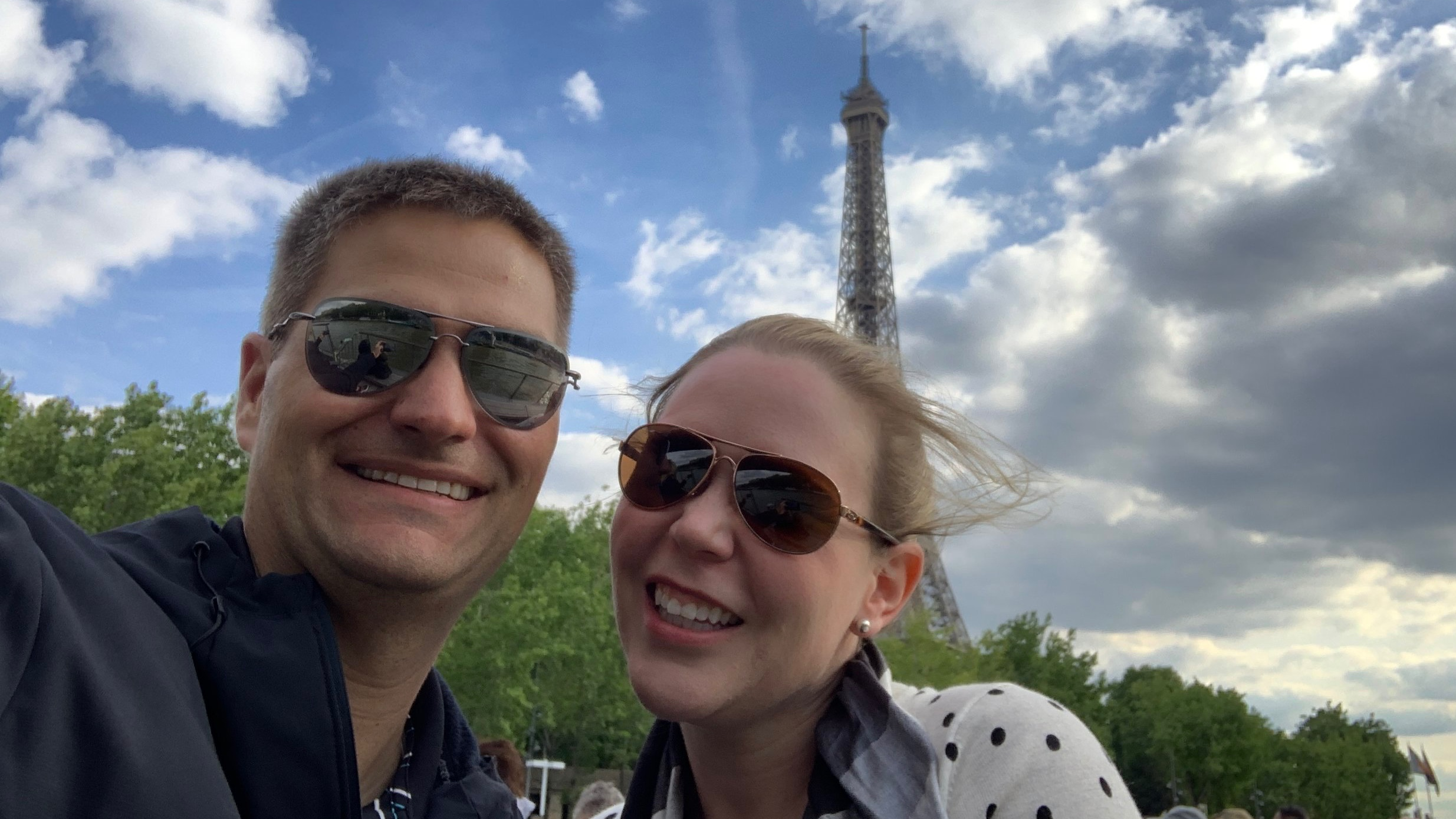 Visting Paris was one of our bucket list trips and we had a blast!