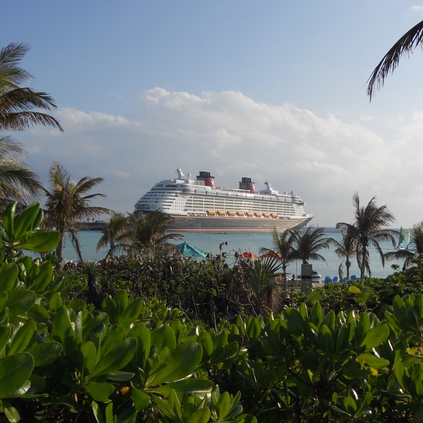 Our next vacation we are saving up for is a Disney Cruise in January!