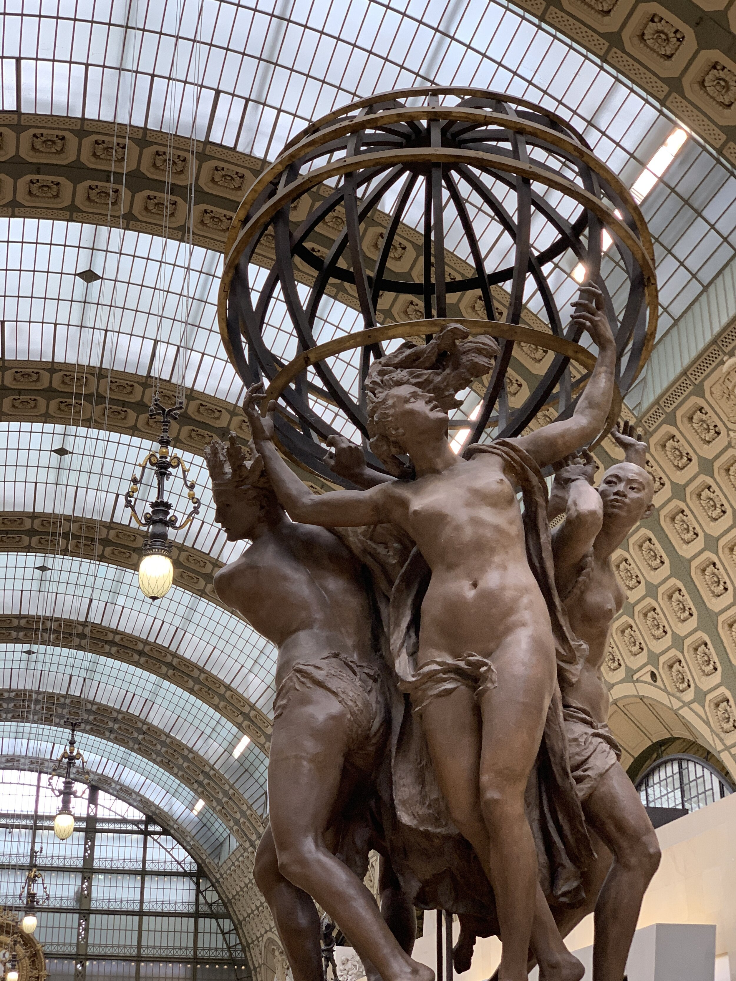 We wanted to see museums too, such as the Musee D'Orsay