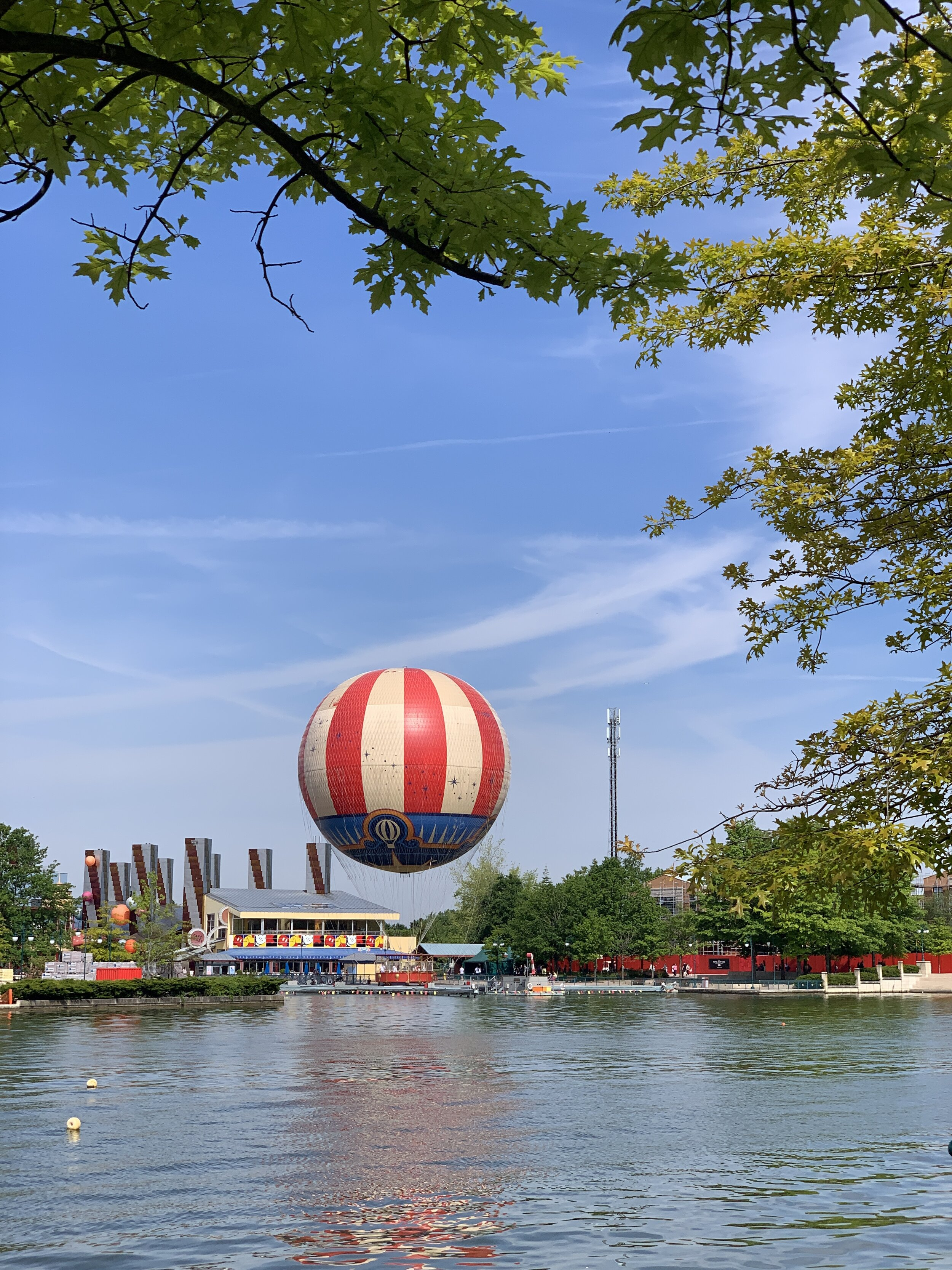 Disney Village has the original Disney balloon!
