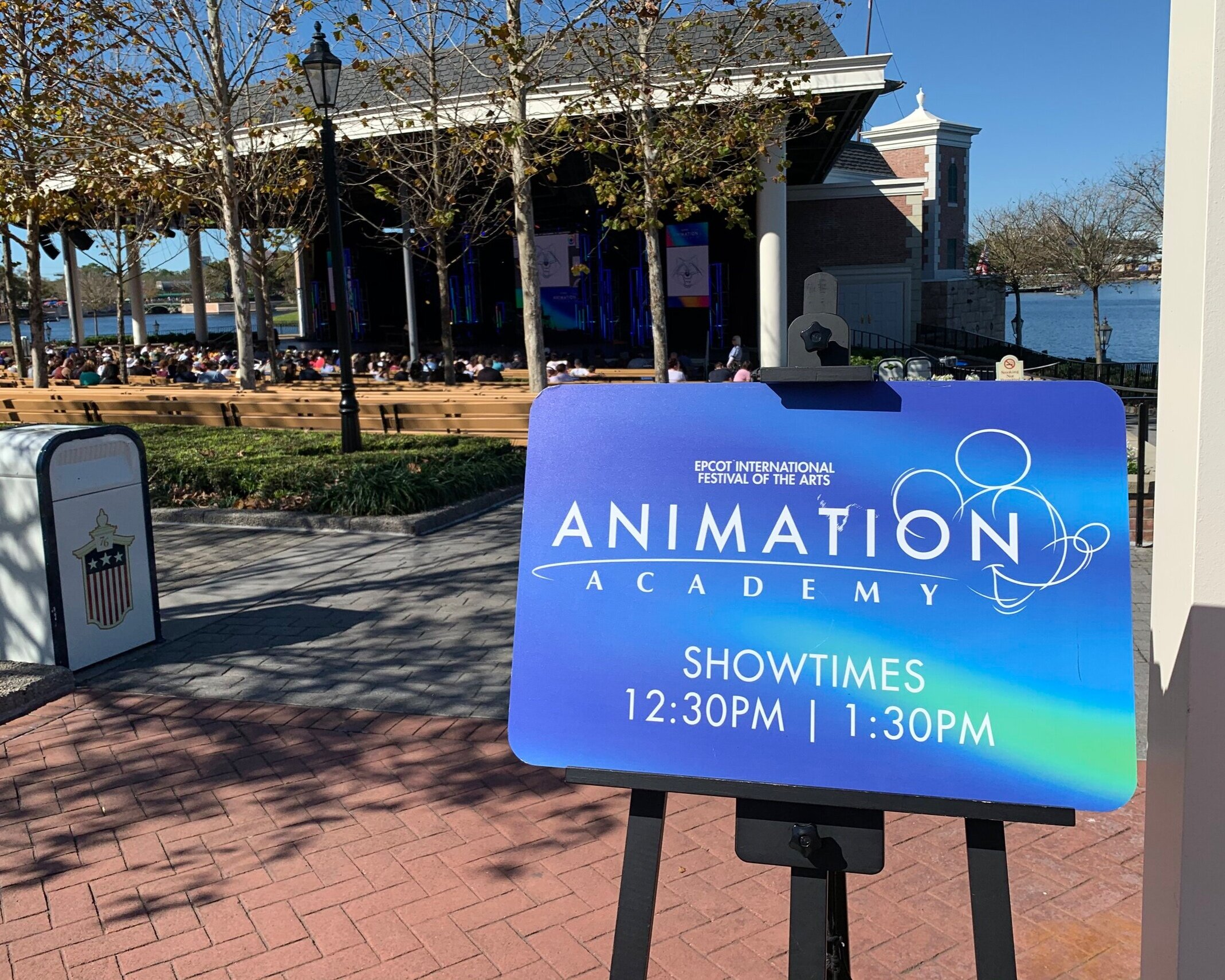 An Overview Of Our First Time At Epcot International Festival Of The Arts The Disney Dinks Blog