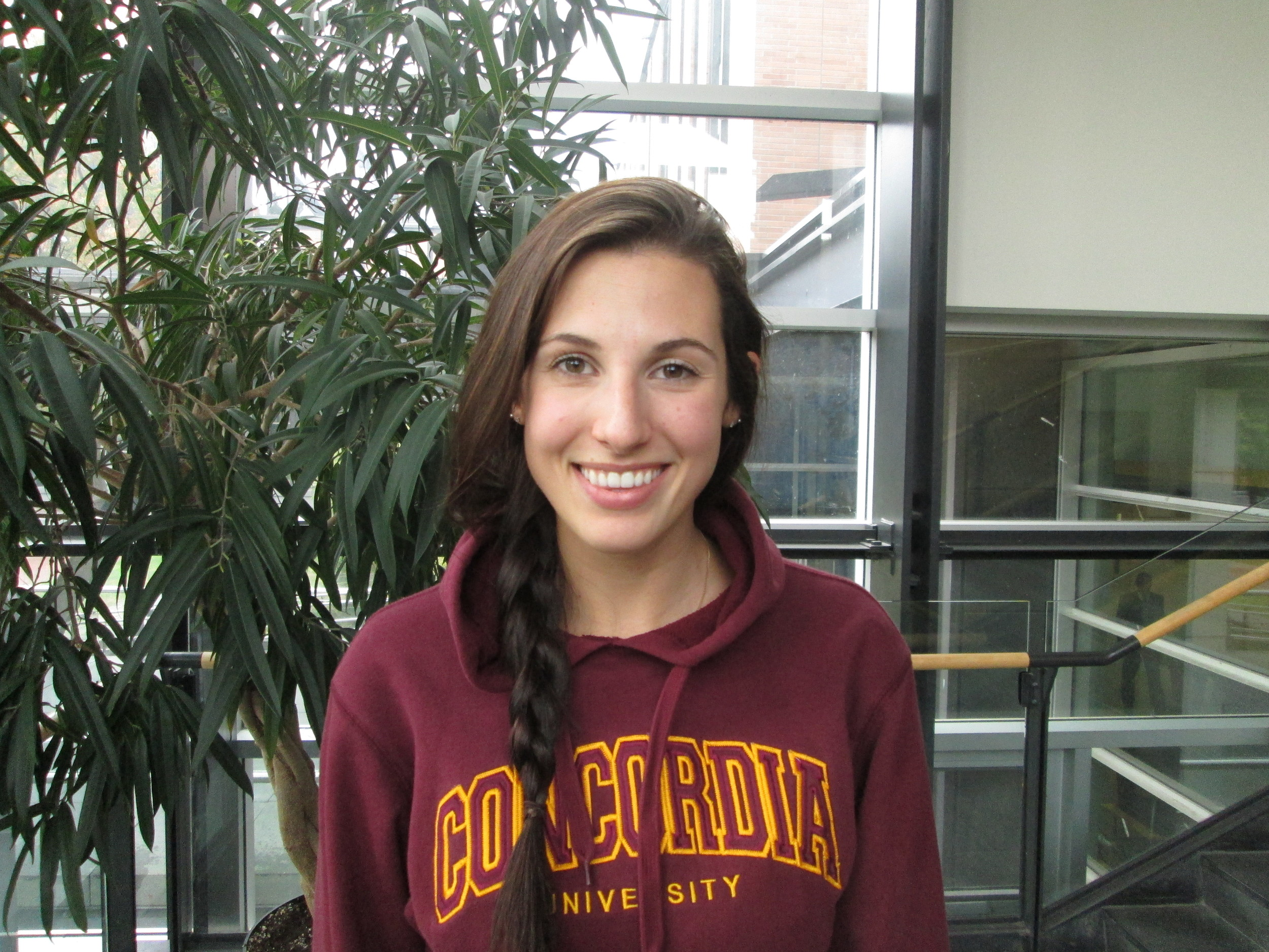 Michelle Dolla , Bénévole, 2014-15  2016- Assistante de Recherche à l'Institut Universitaire de Geriatrie de Montréal