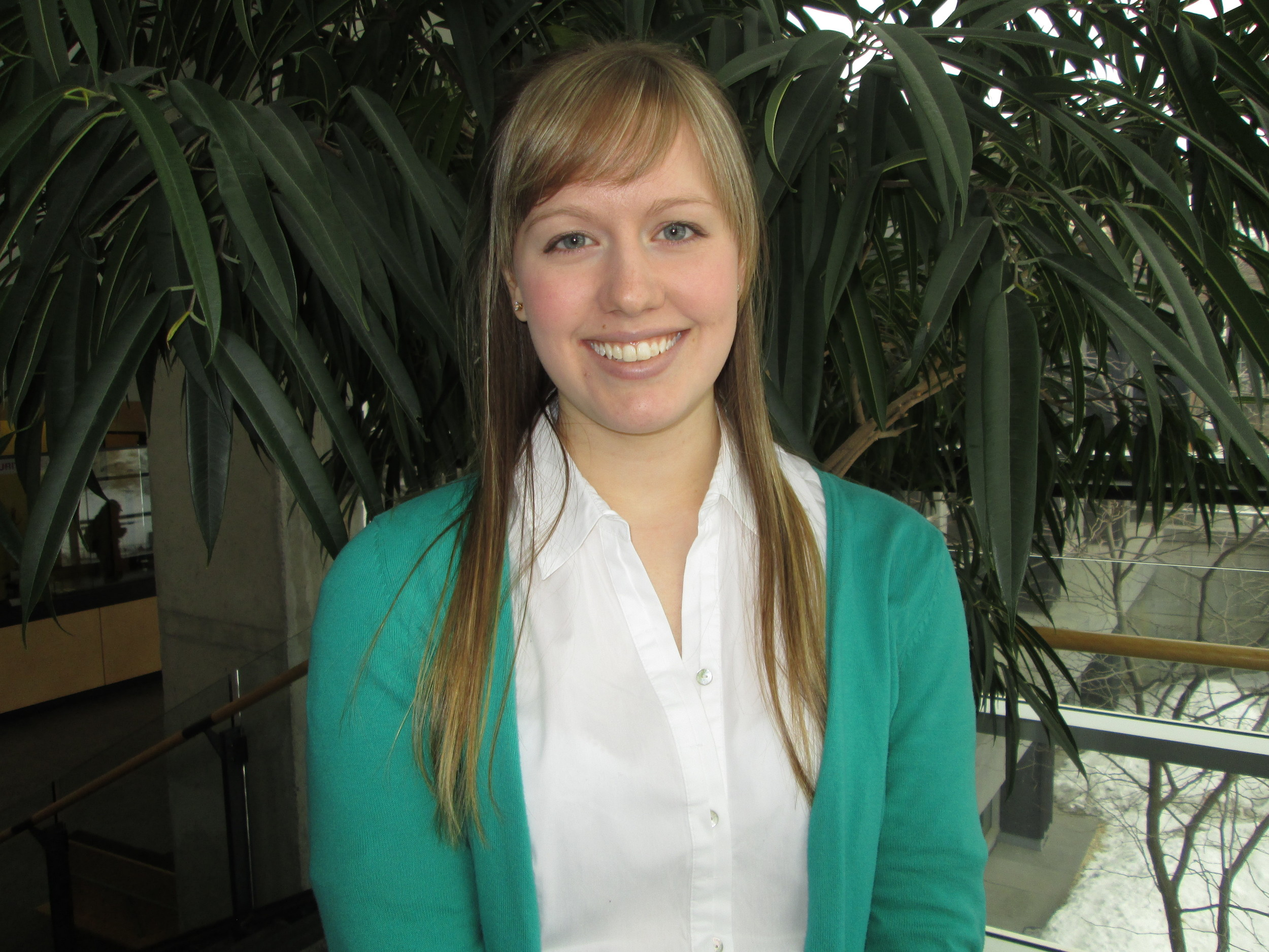 Katherine Poirier , Honours, 2013-14