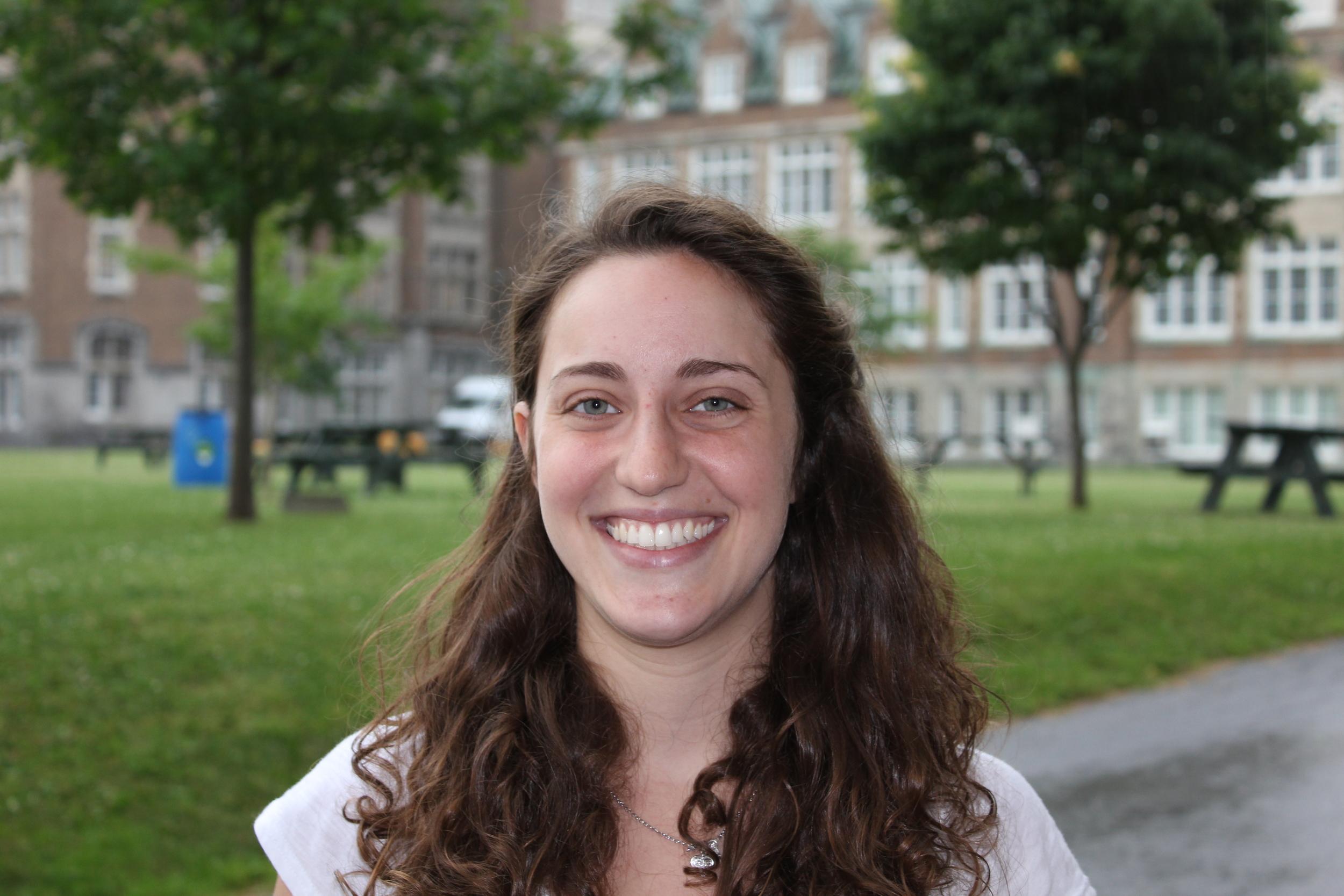 Liane Rebner , Honours, 2011-12    2019- Orthophoniste à l'École Vanguard & Professeure au Collège TAV