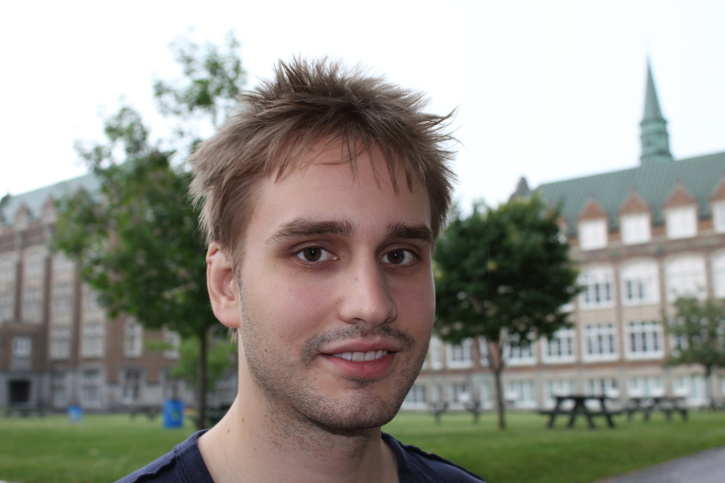 Stefan Faina , Projet de spécialisation, 2011-12
