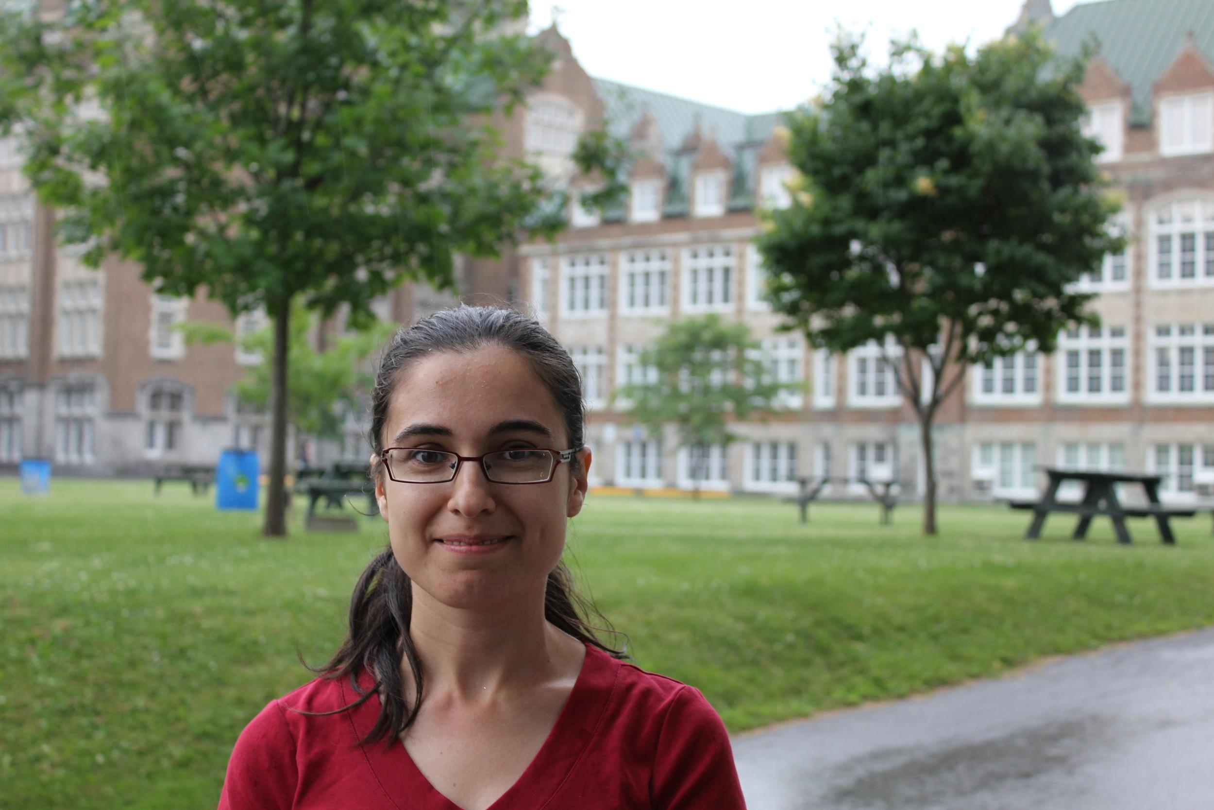 Roxanna Ibrahim , Bénévole, 2011  2016- Orthophoniste pour la Commission Scolaire Marguerite Bourgeoys