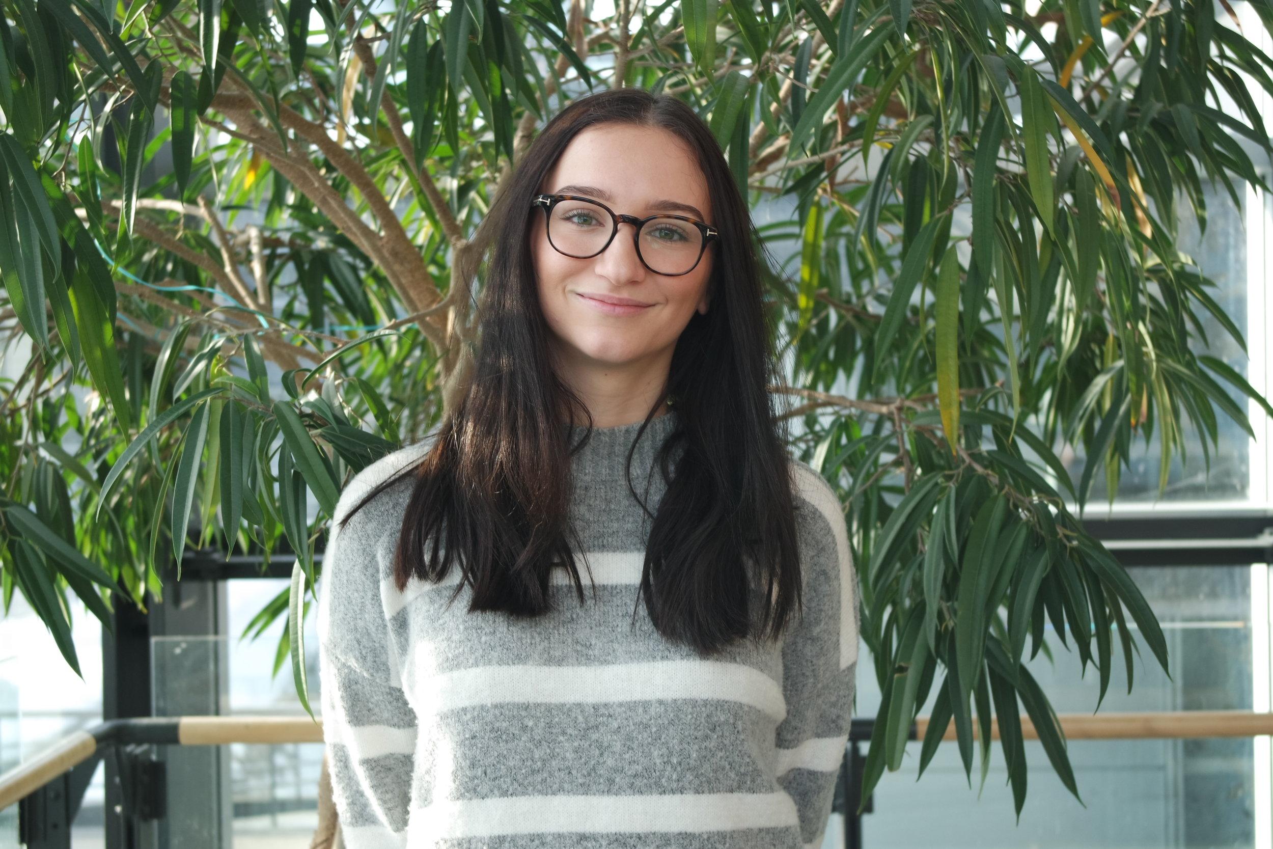 Beatrice Necsa   Assistante de recherche, 2018-2019
