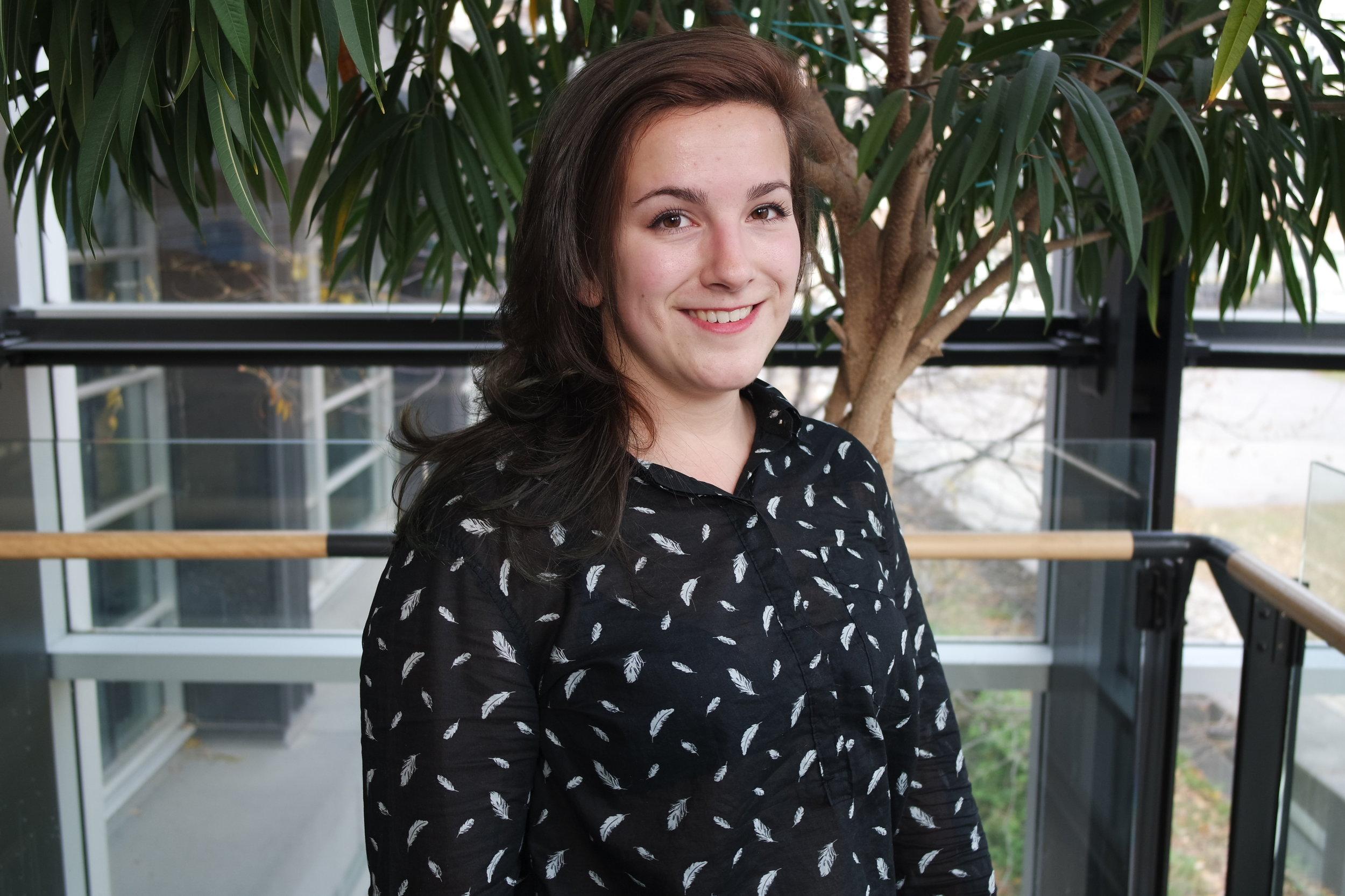 Stephanie Côté   Assistante de recherche, 2017-2019