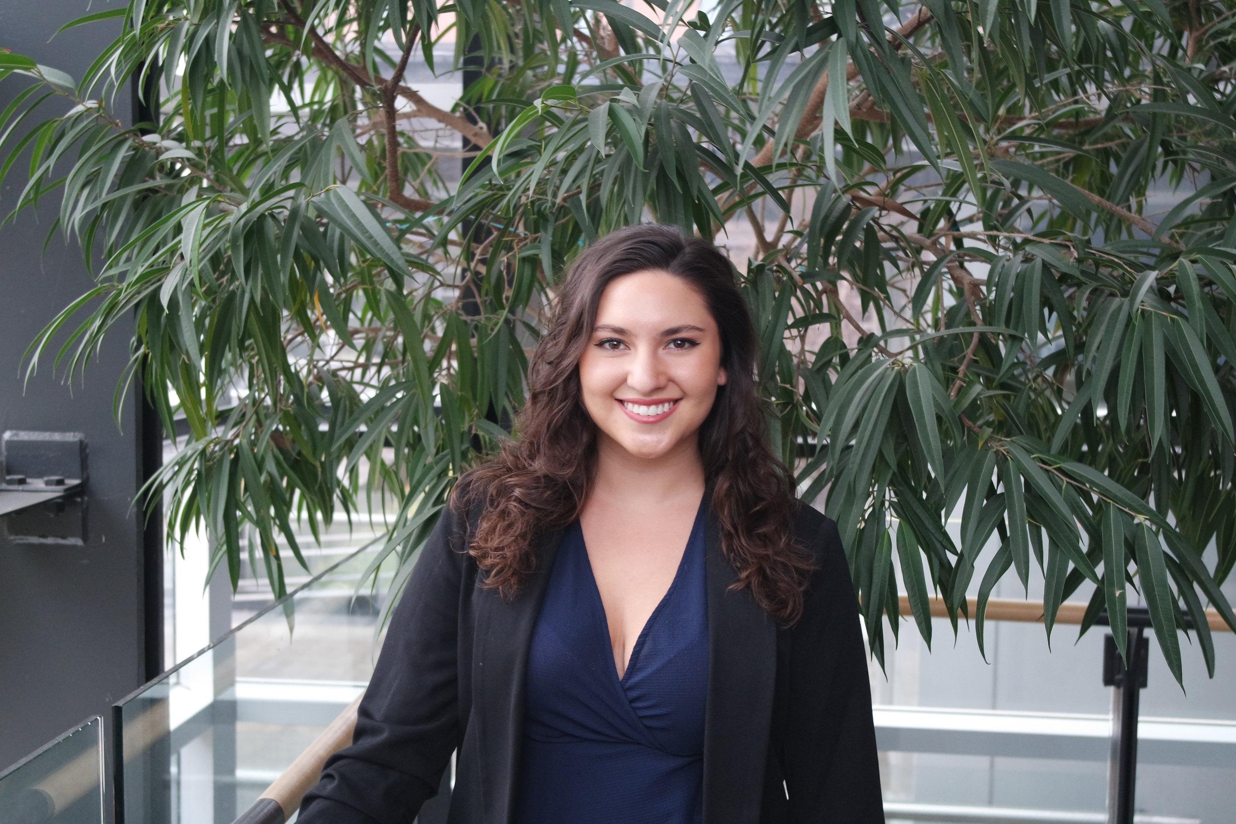 Melina Longo   Bénévole, 2018-2019
