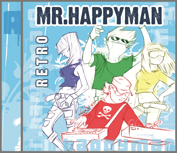 HappymanretroCD