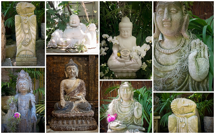 This is a yearly tradition, Such a beautiful and serene place. I love all of the statues and the tea and the gardens....