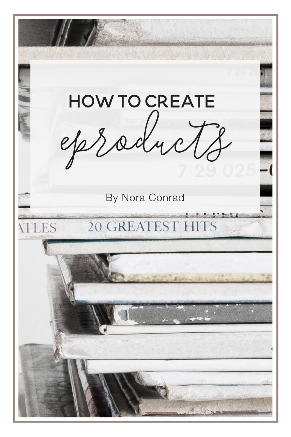 If you want to create an ebook, ecourse, or sell services online, this post is for you. An in-depth guide and workbook to get you started selling and creating online.