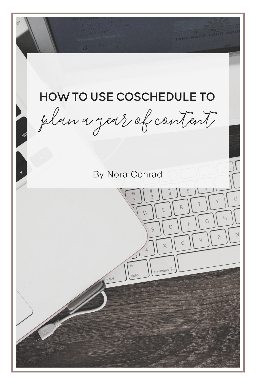 If I told you it was time to plan your content for the next 12 months, what would your reaction be - crying or running? Planning your content doesn't have to be hard. It can actually be incredibly quick if you set up your plans the right way.  Today I'm going to take you through the process we used to set up our content plans in CoSchedule, but don't worry, you can use a regular calendar instead if you're not ready to invest.