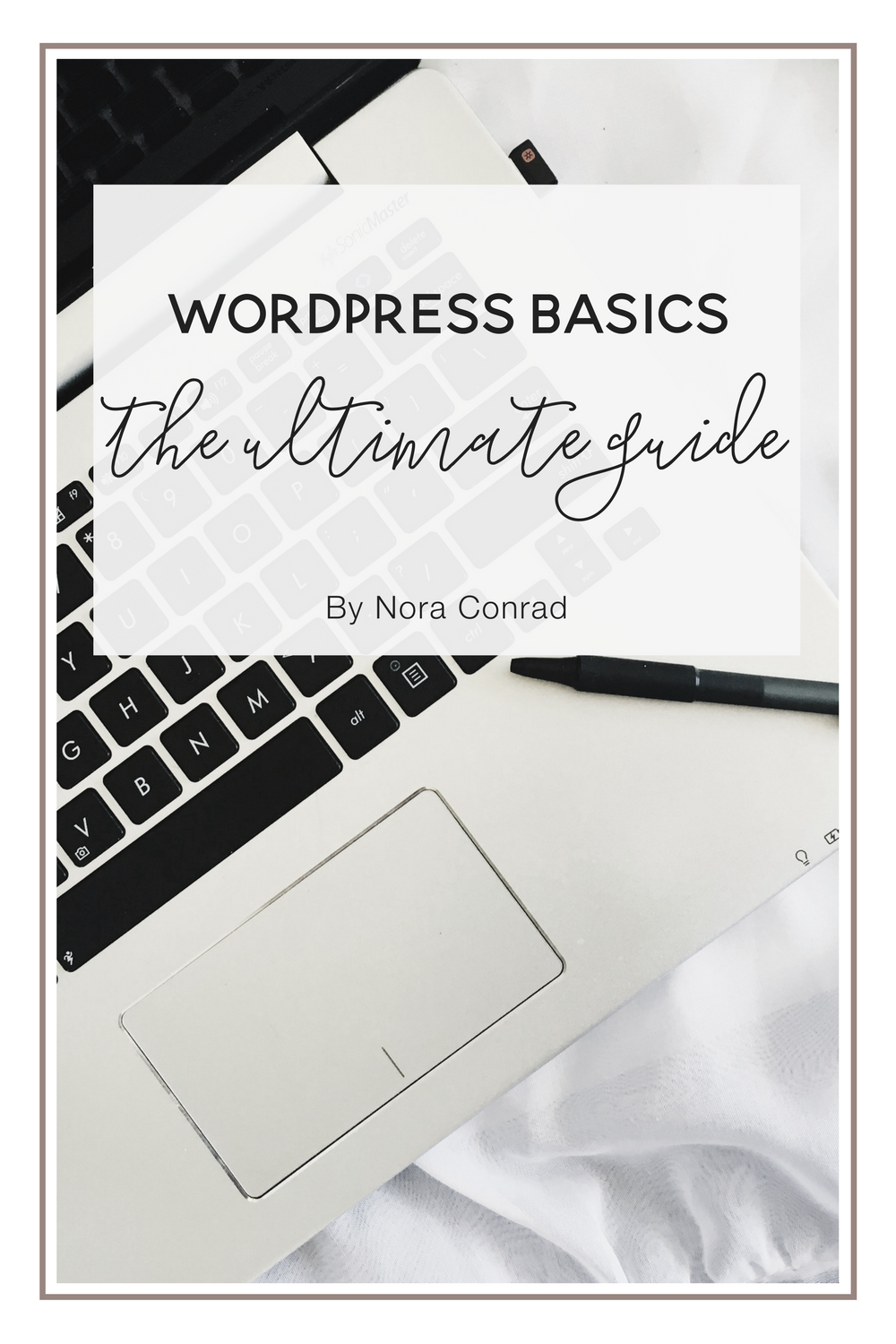 How to get started on WordPress. A full step-by-step guide for starting a WordPress blog. Everything you need to know to get started.