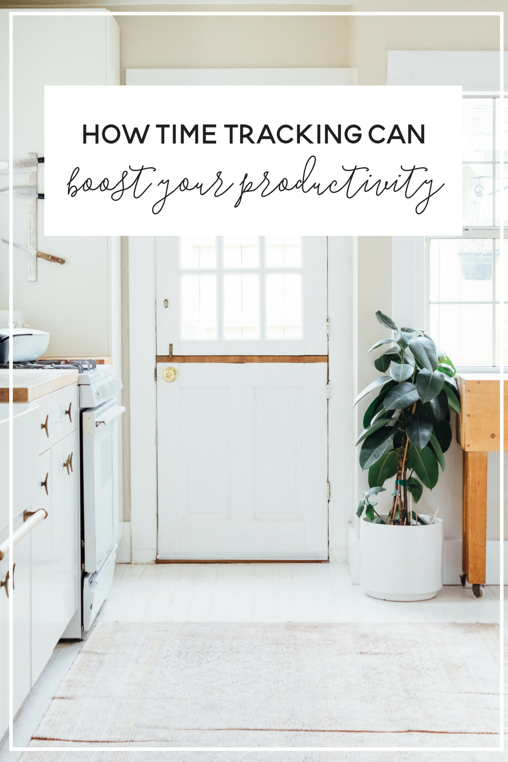 How Time Tracking Can Boost Your Productivity