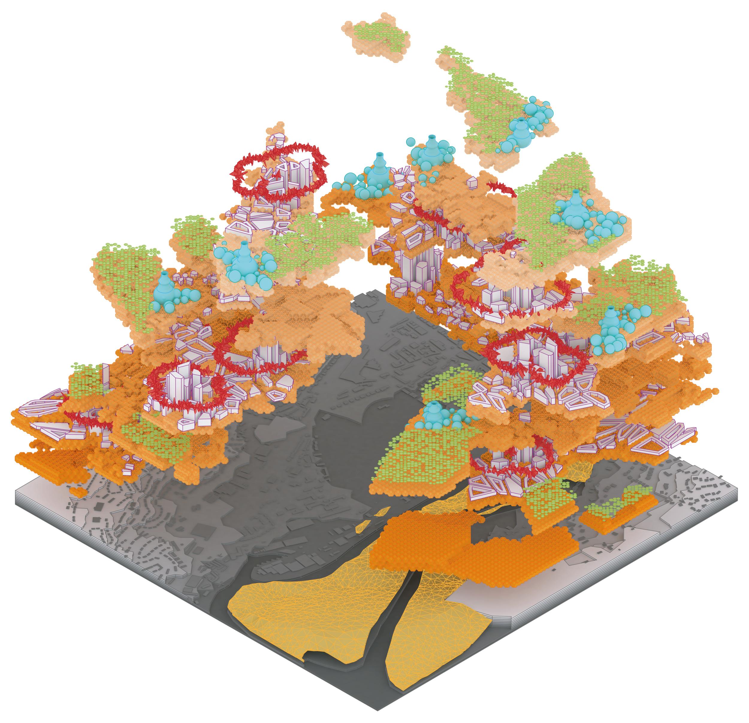City masterplan