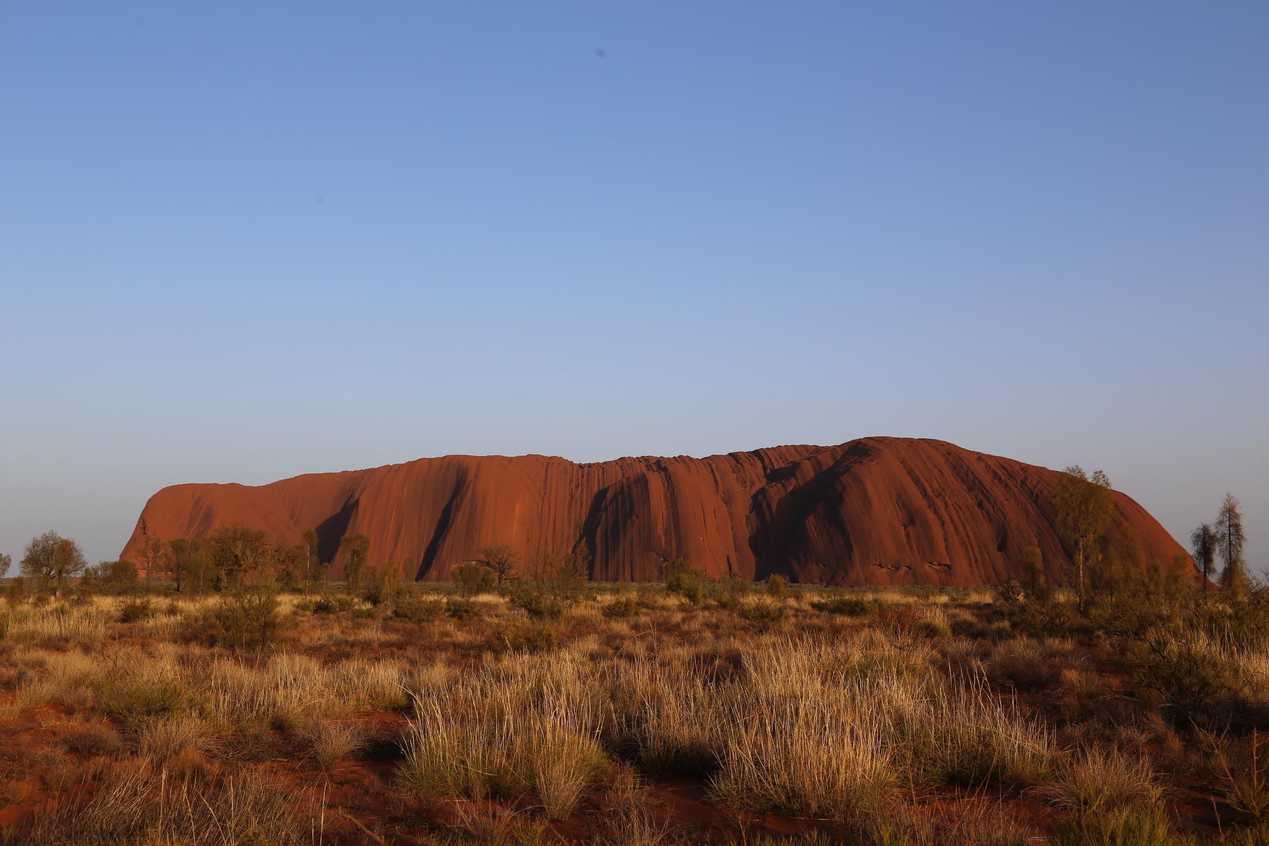 Uluru, 2015